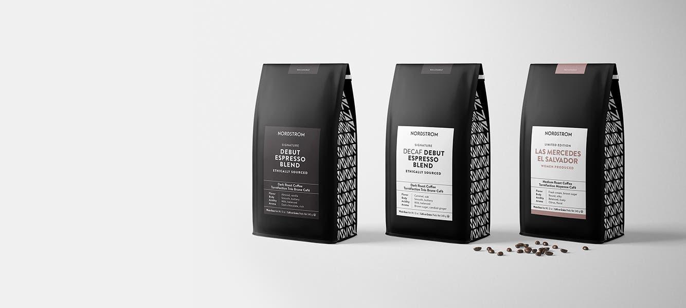 Nordstrom coffee.