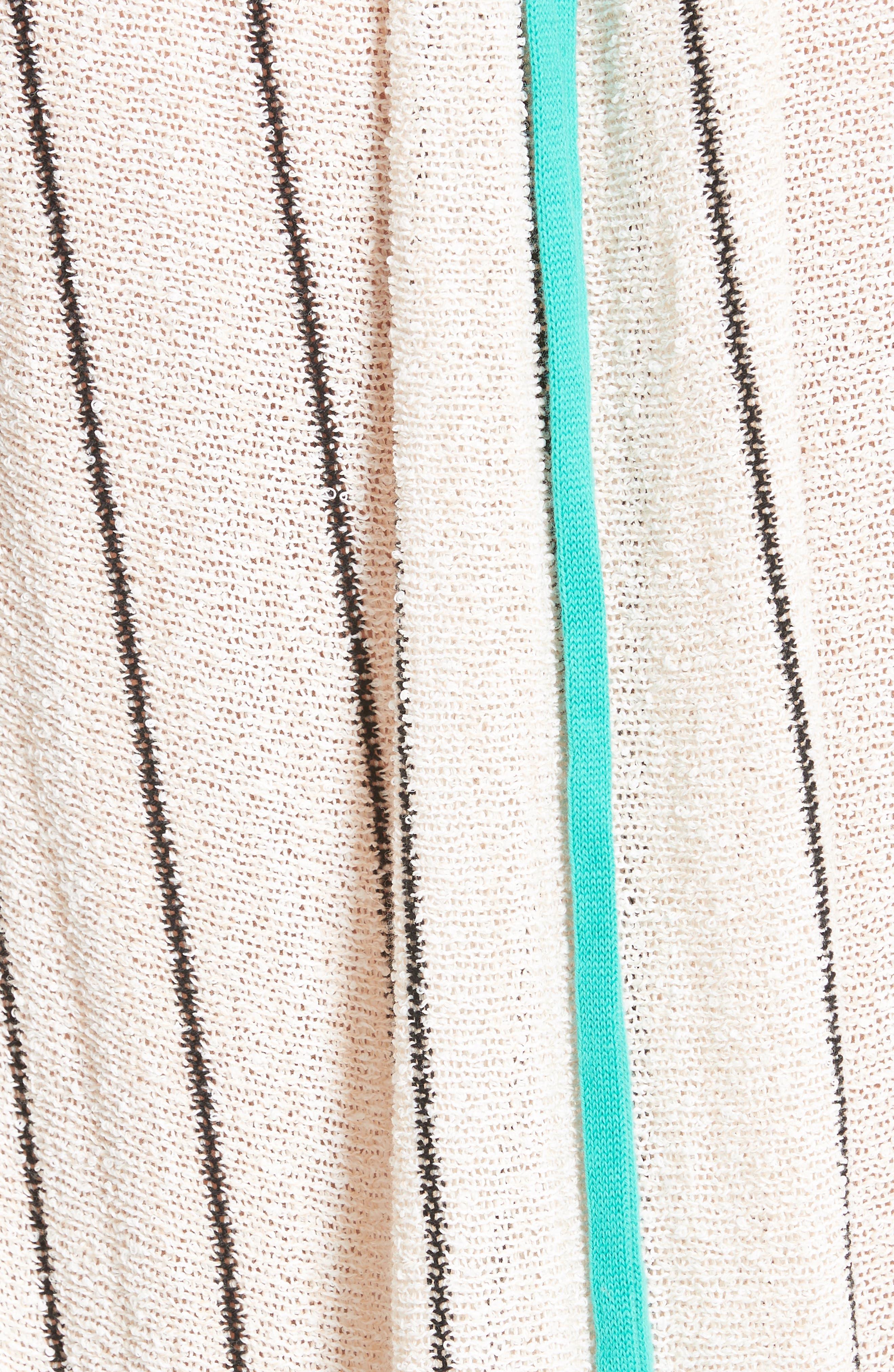 Mardi Gras Halter Maxi Dress,                             Alternate thumbnail 8, color,