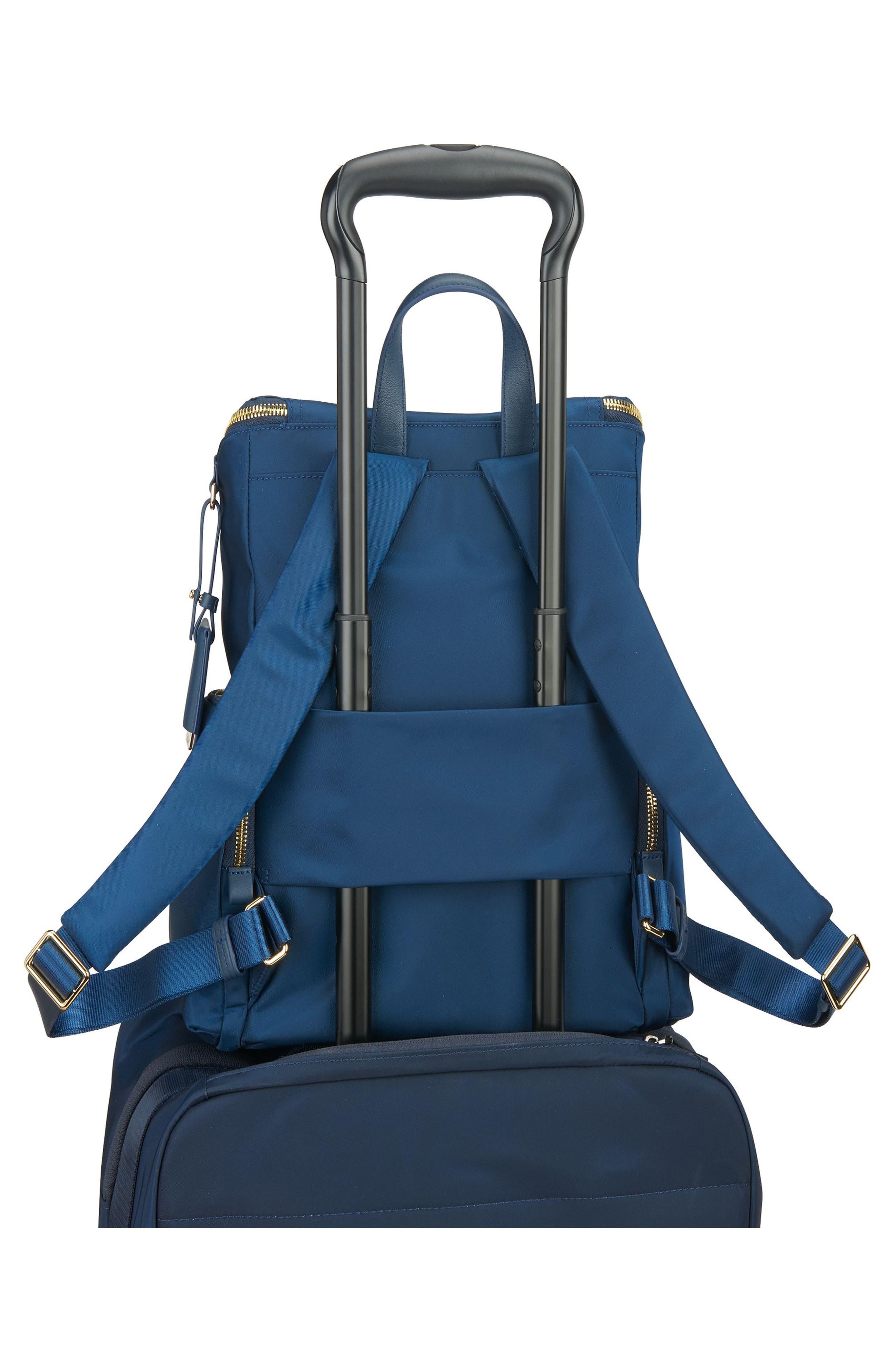 Voyageur Lexa Nylon Backpack,                             Alternate thumbnail 11, color,