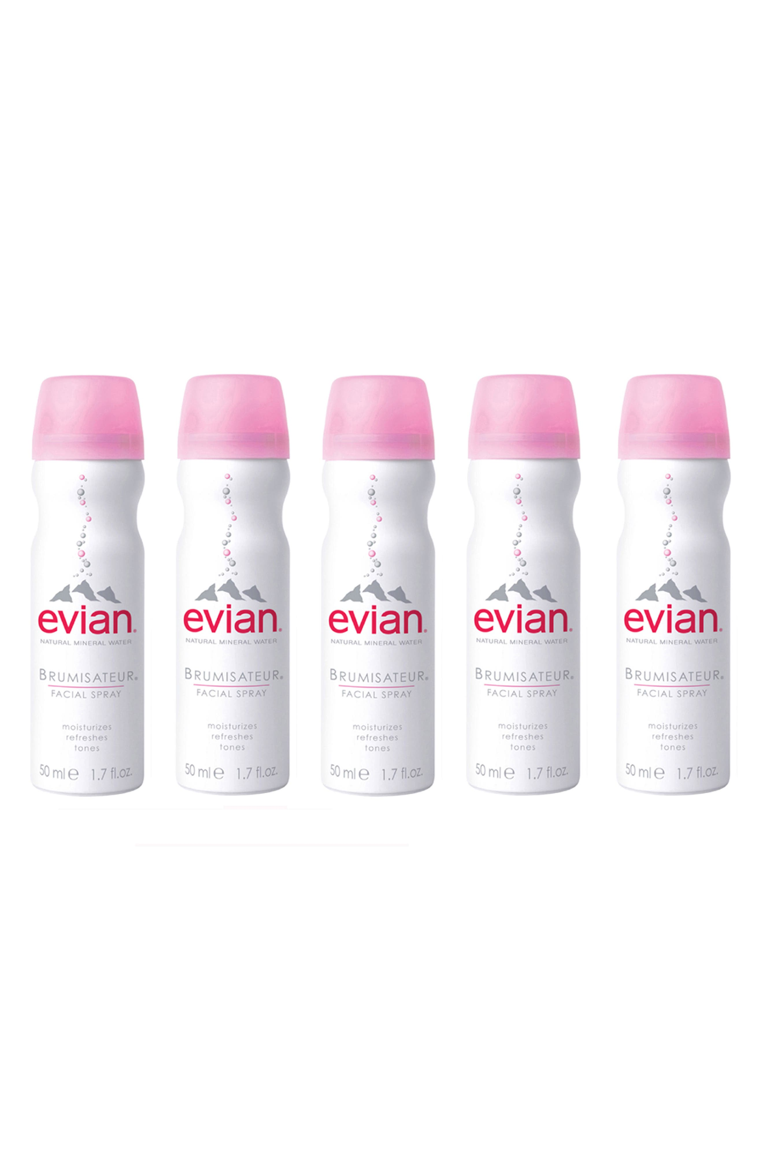 Facial Water Spray Deluxe Mini Travel Set,                             Main thumbnail 1, color,                             NO COLOR