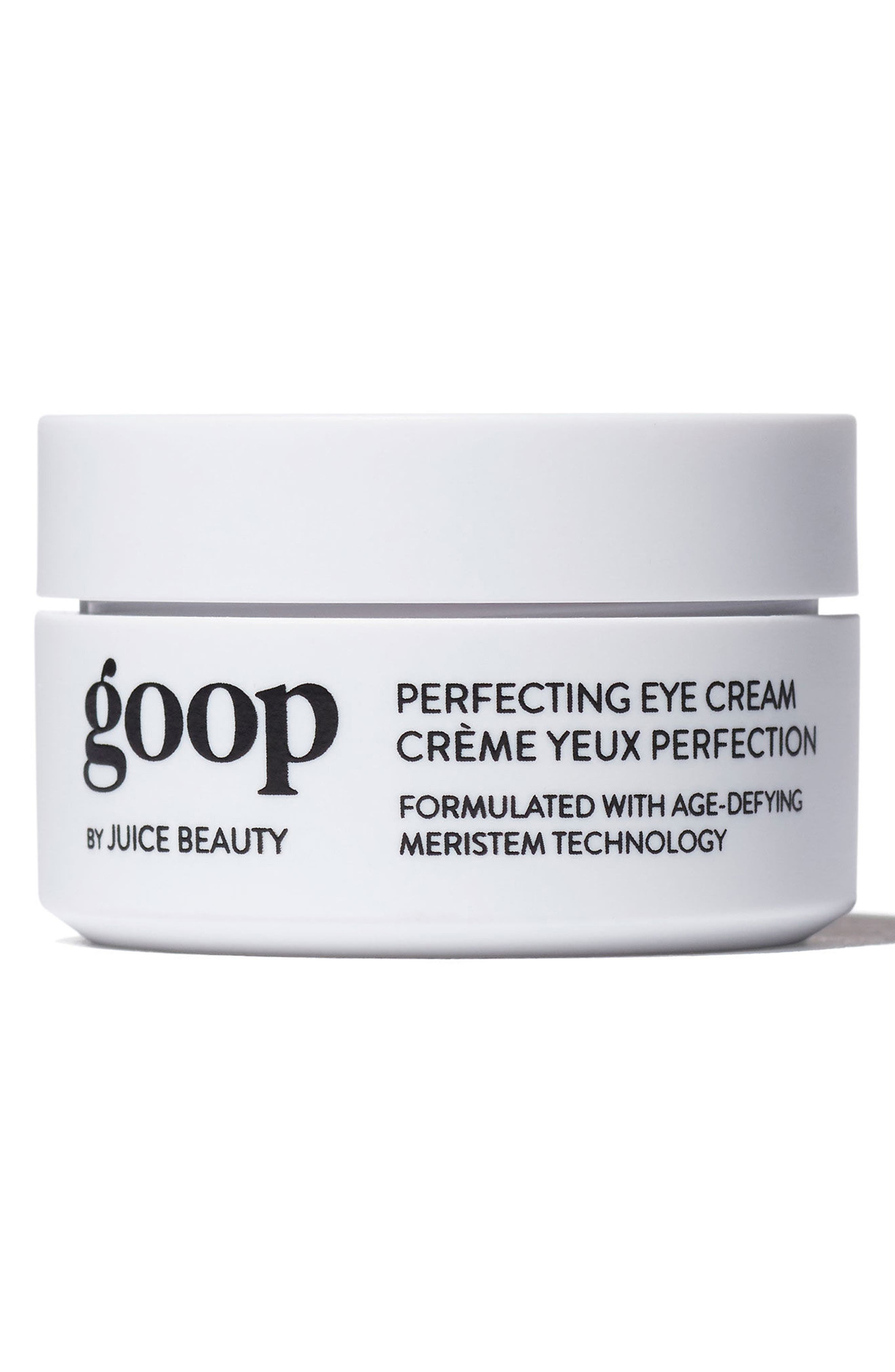 by Juice Beauty Perfecting Eye Cream,                             Main thumbnail 1, color,                             000