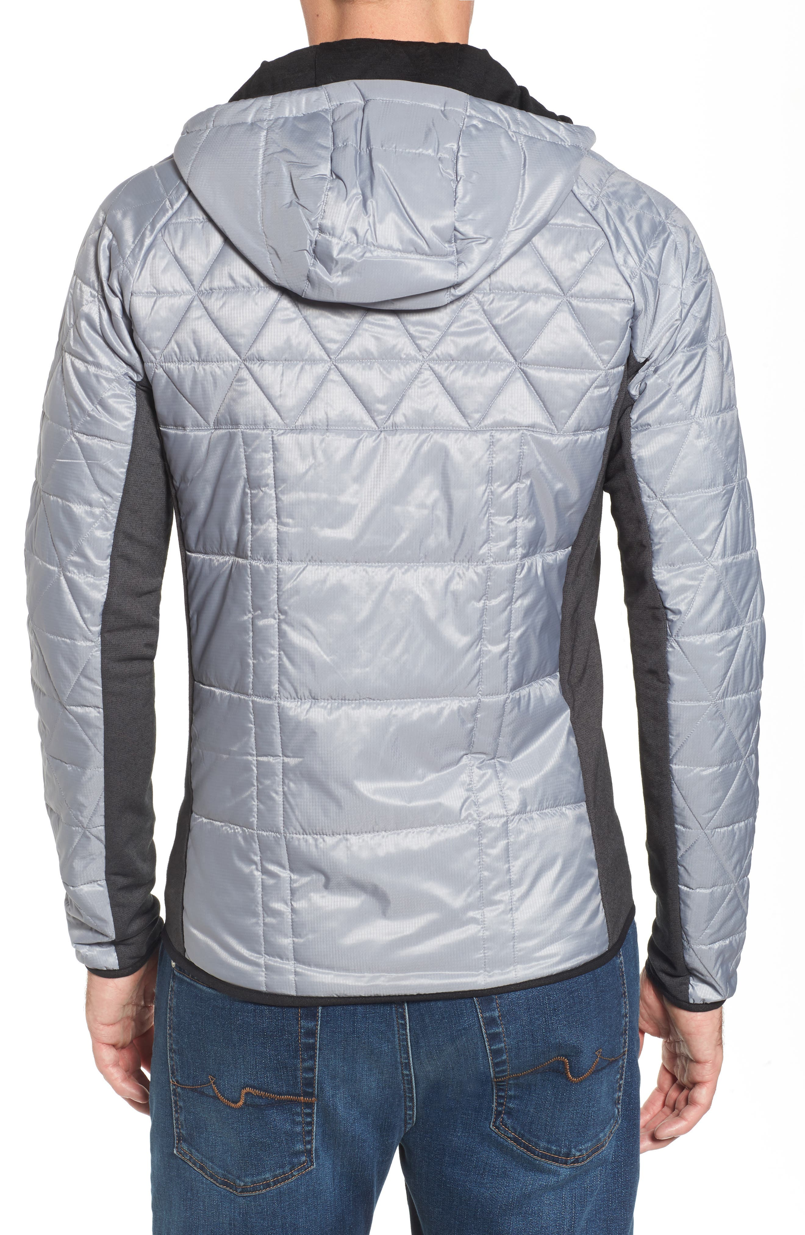 Double Corbet 120 Water Resistant Quilted Jacket,                             Alternate thumbnail 2, color,