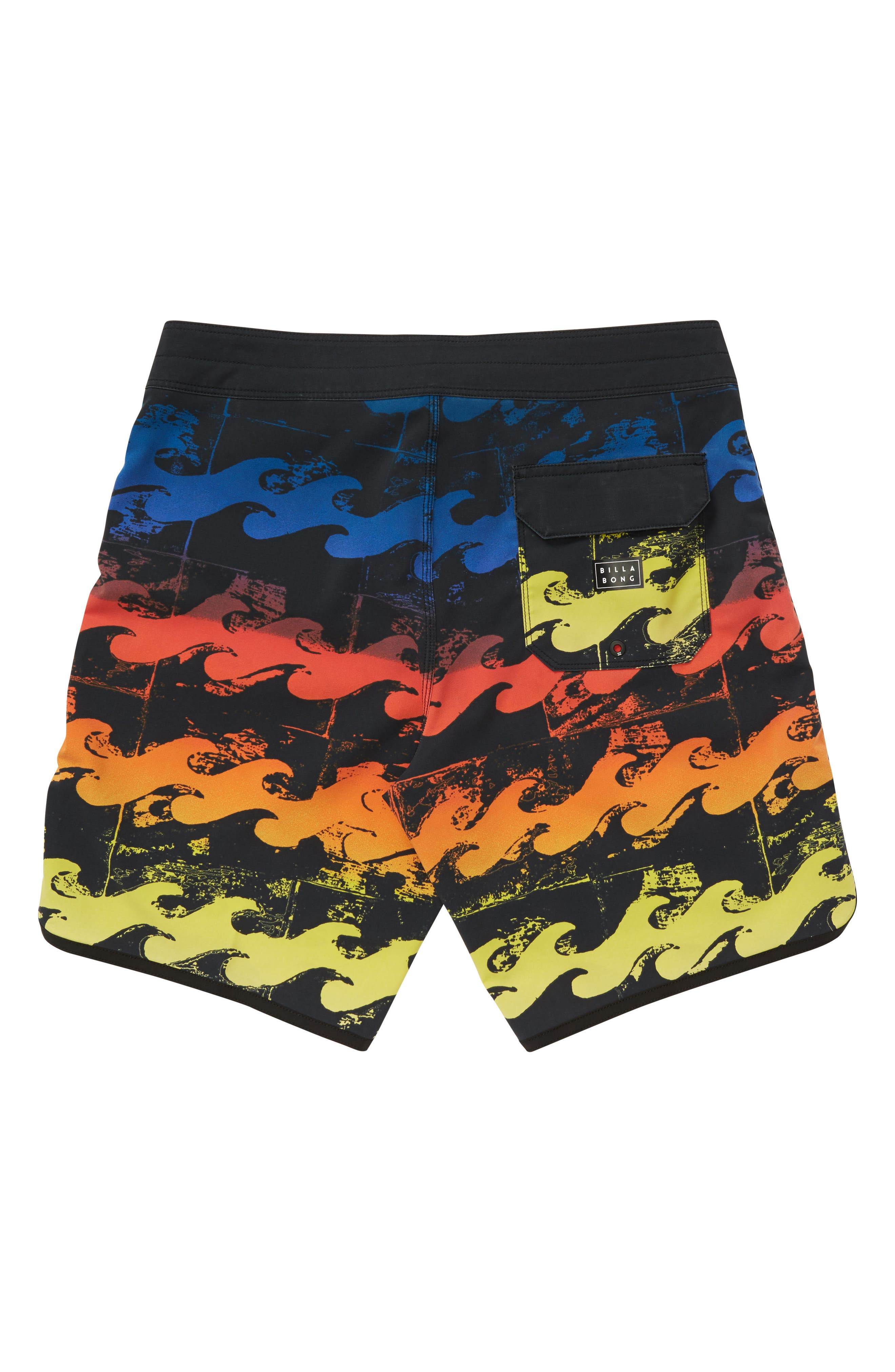 73 X Line Up Board Shorts,                             Alternate thumbnail 2, color,                             300