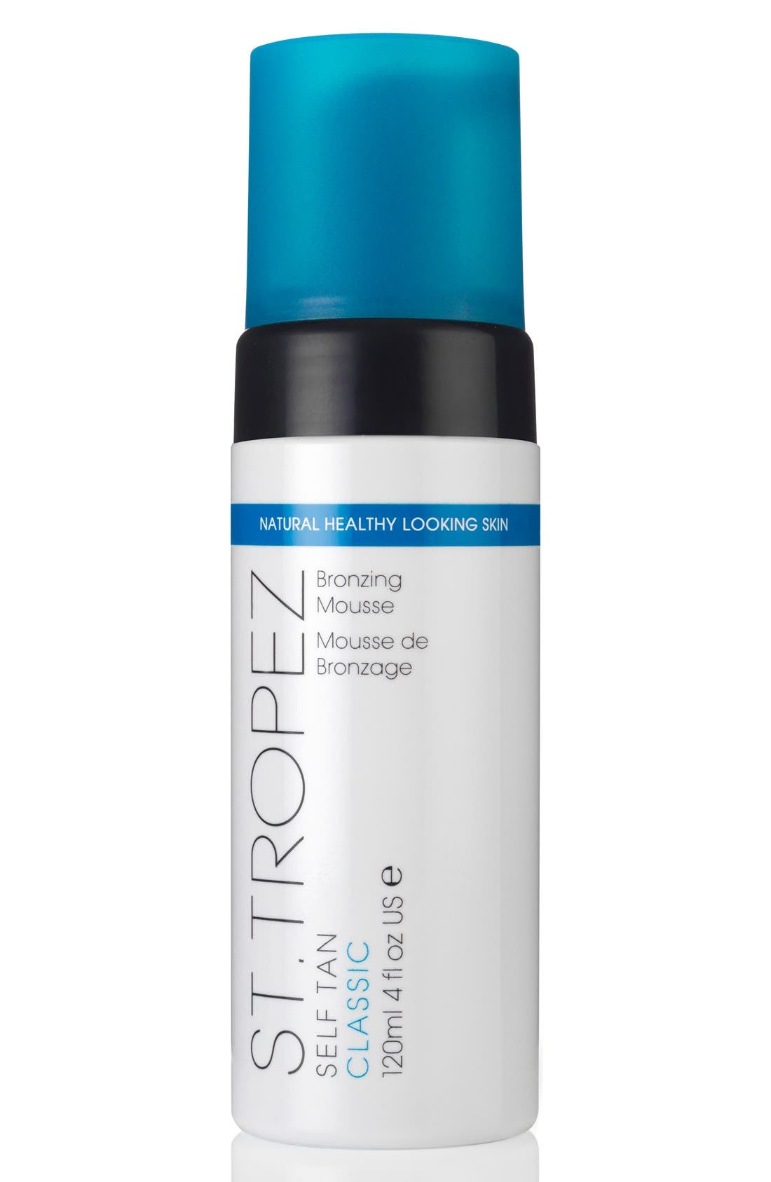 ST. TROPEZ,                             'Self Tan' Classic Bronzing Mousse,                             Alternate thumbnail 2, color,                             NO COLOR