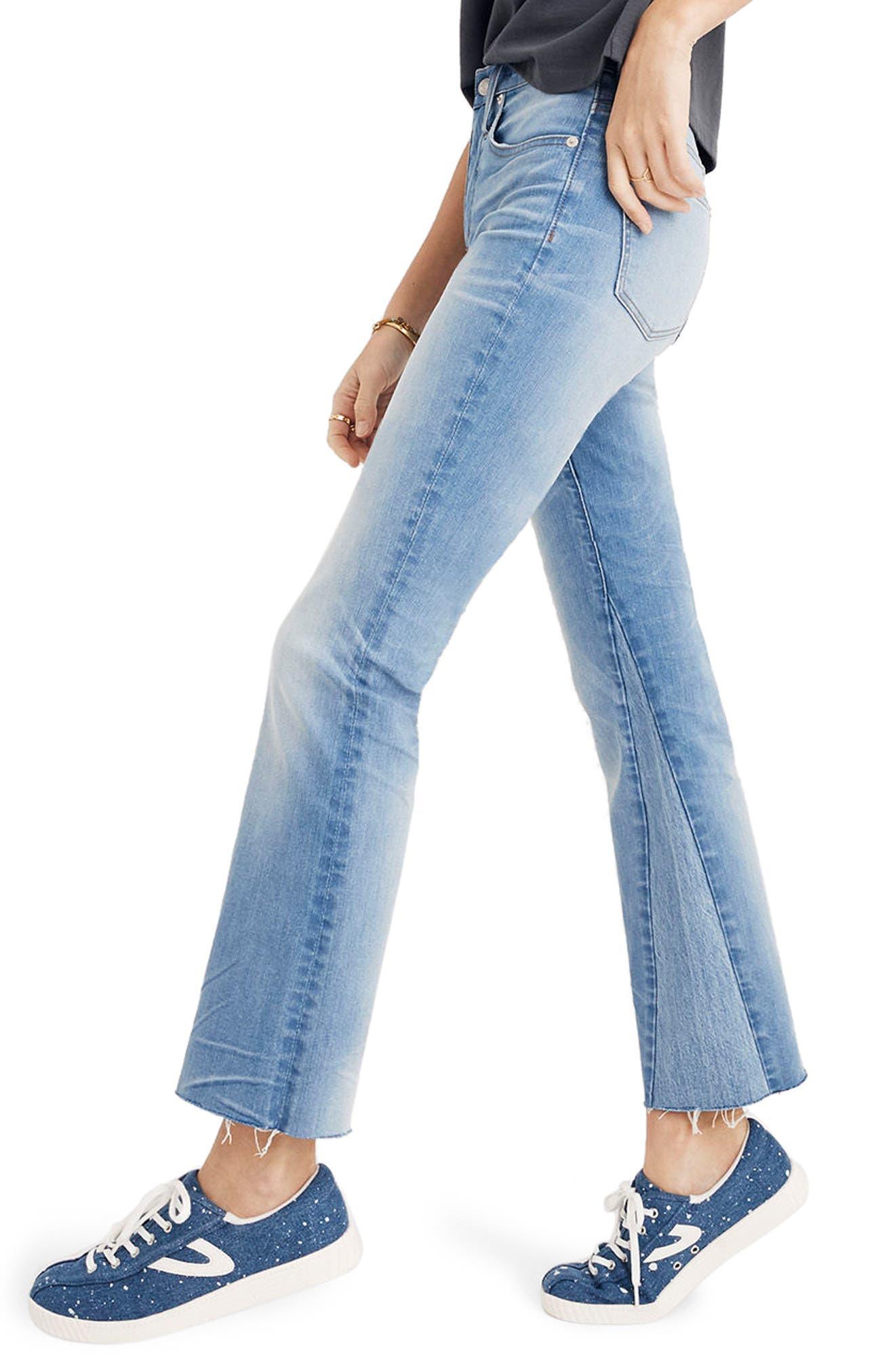 Cali Demi Boot Jeans,                             Alternate thumbnail 2, color,                             400