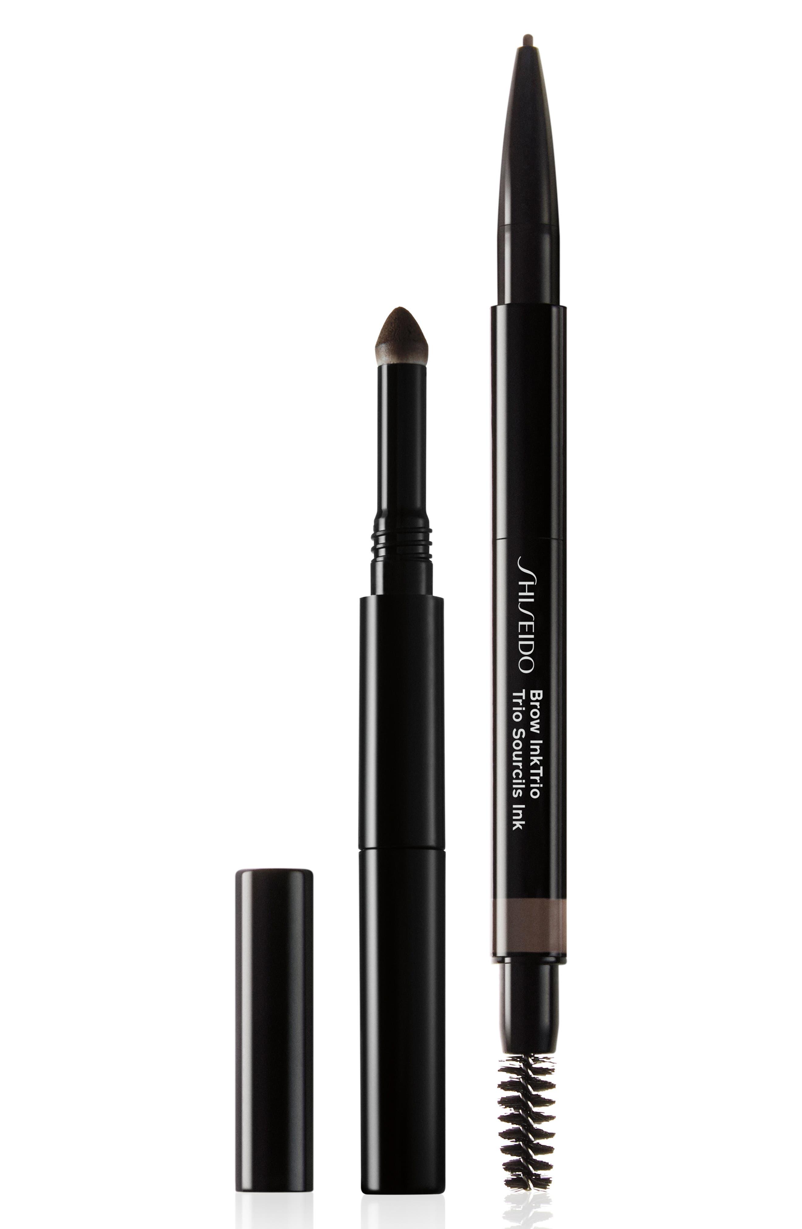 Brow InkTrio Pencil,                         Main,                         color, DEEP BROWN