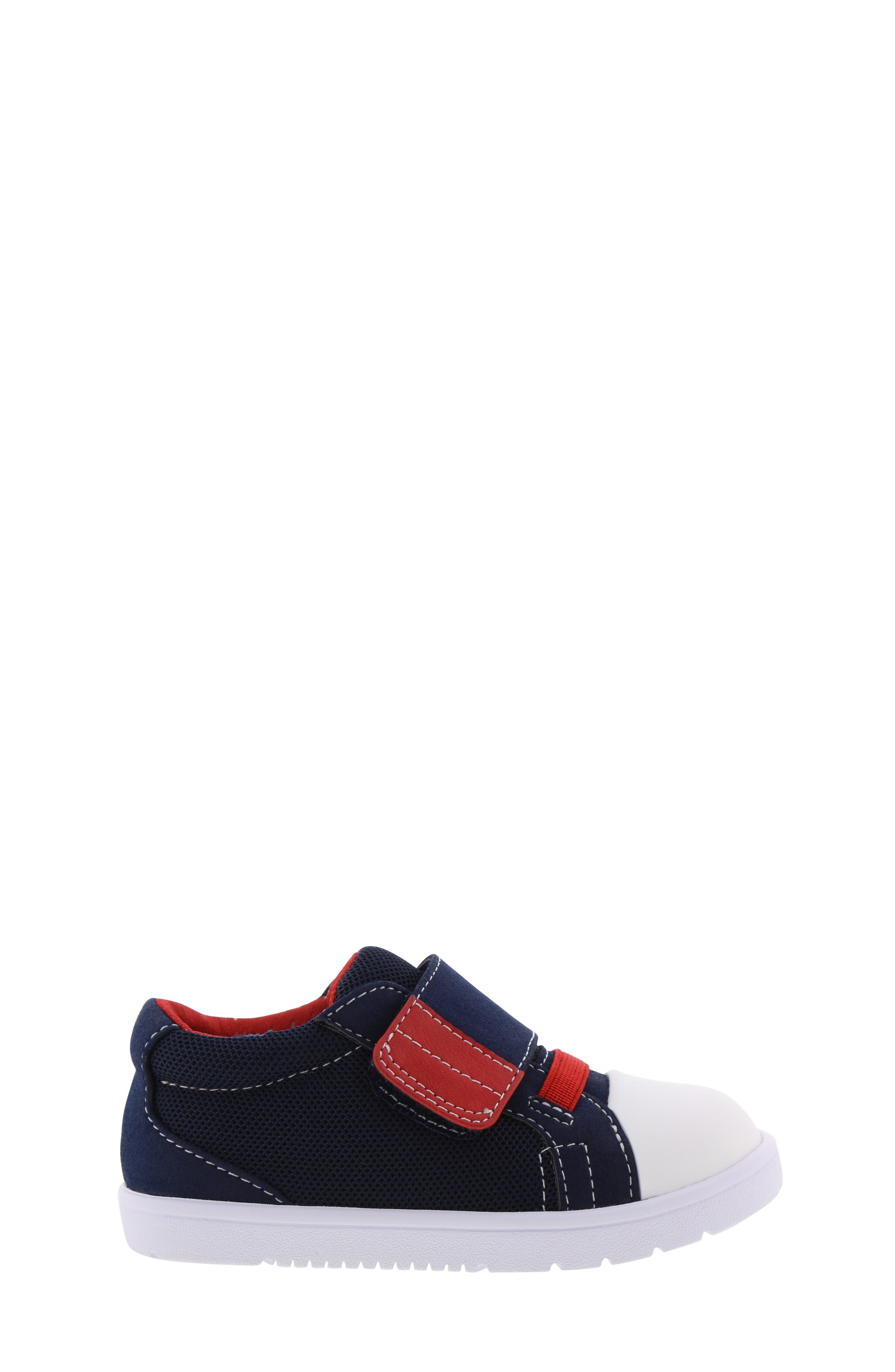 BØRN,                             Bailey Clark Sneaker,                             Alternate thumbnail 3, color,                             NAVY