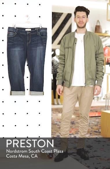 Roll Crop Boyfriend Jeans, sales video thumbnail
