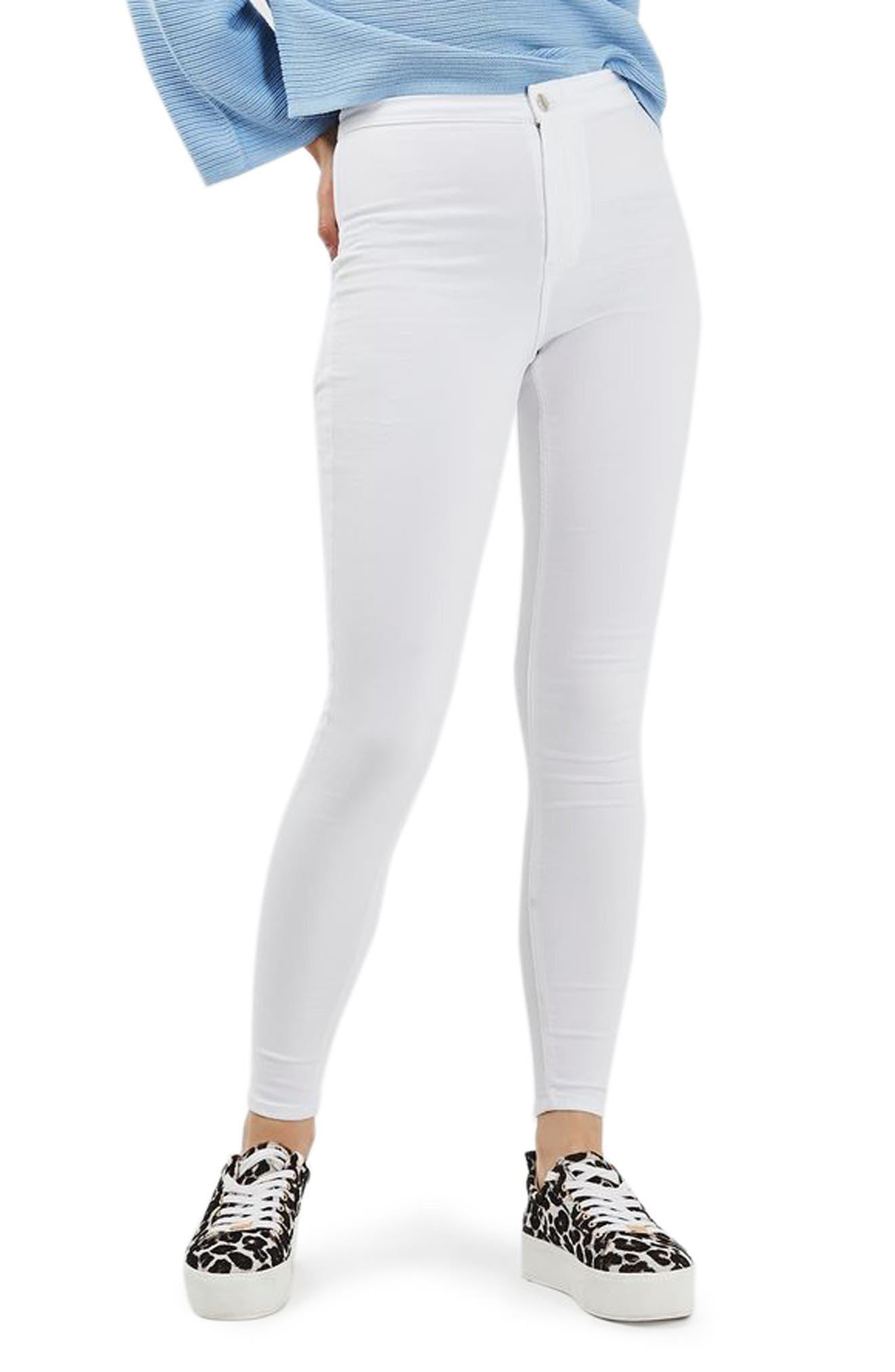 Joni Skinny Jeans,                         Main,                         color, 100