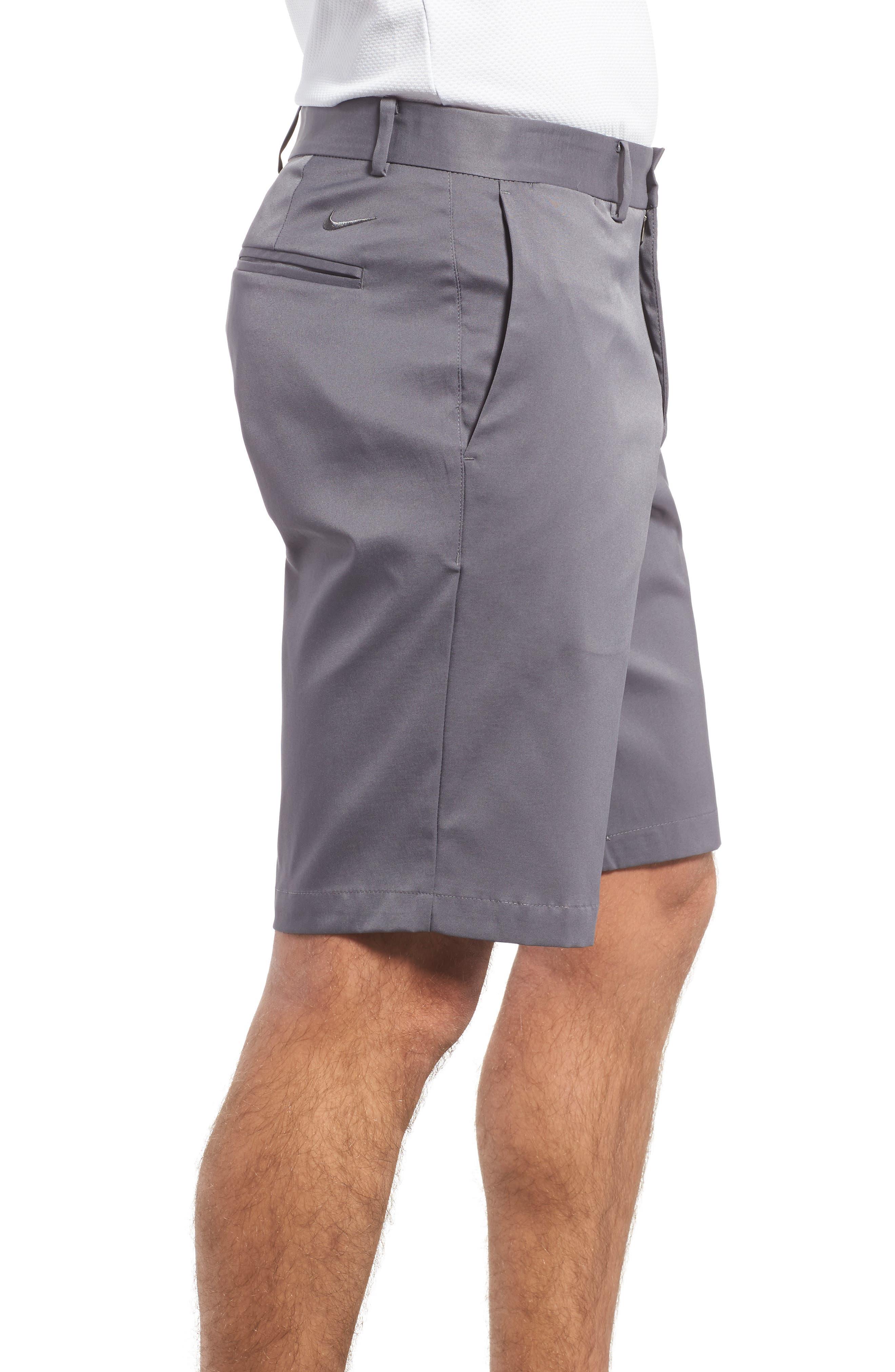 Flat Front Golf Shorts,                             Alternate thumbnail 23, color,