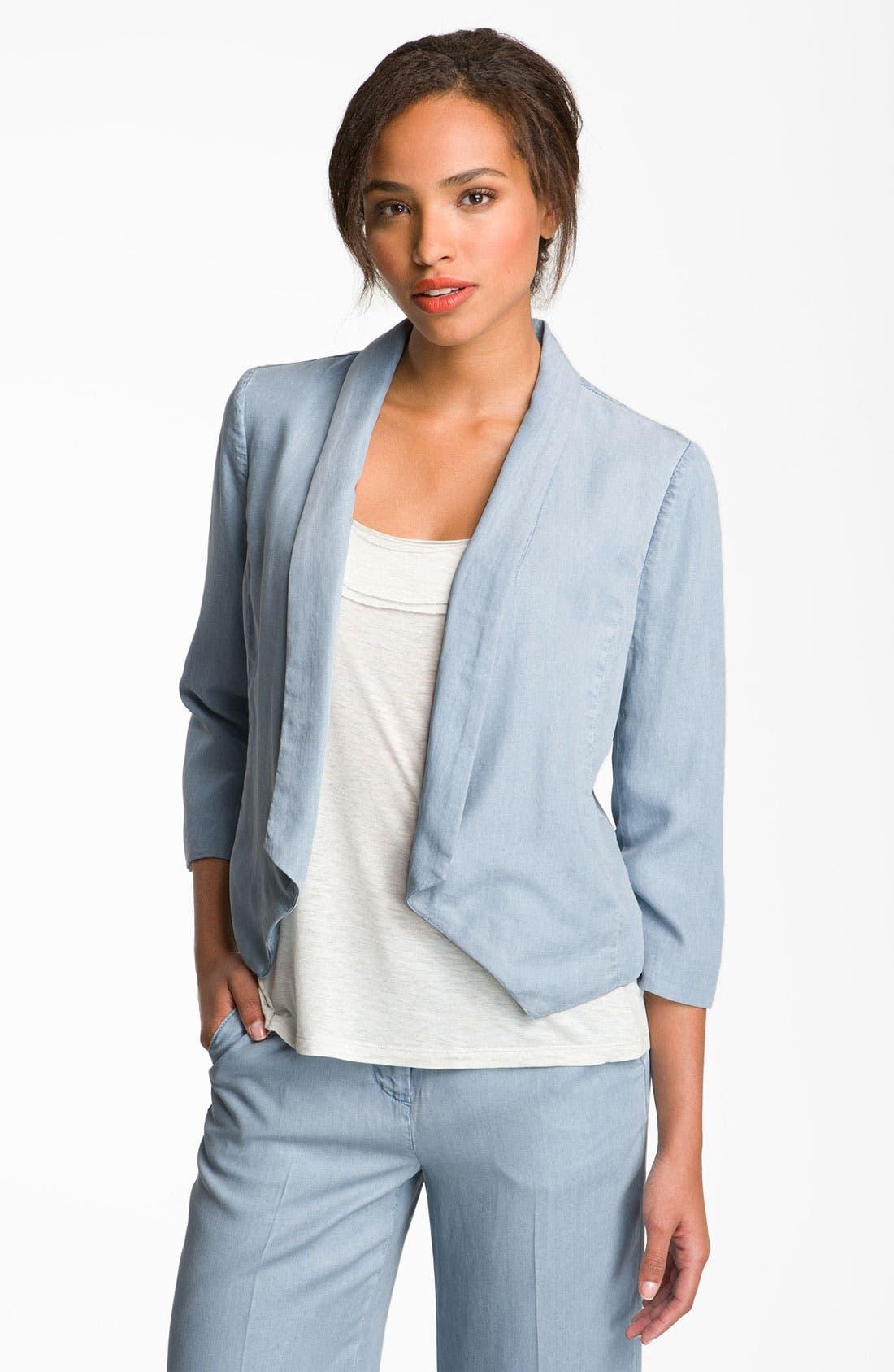 Chambray Jacket,                         Main,                         color, 400