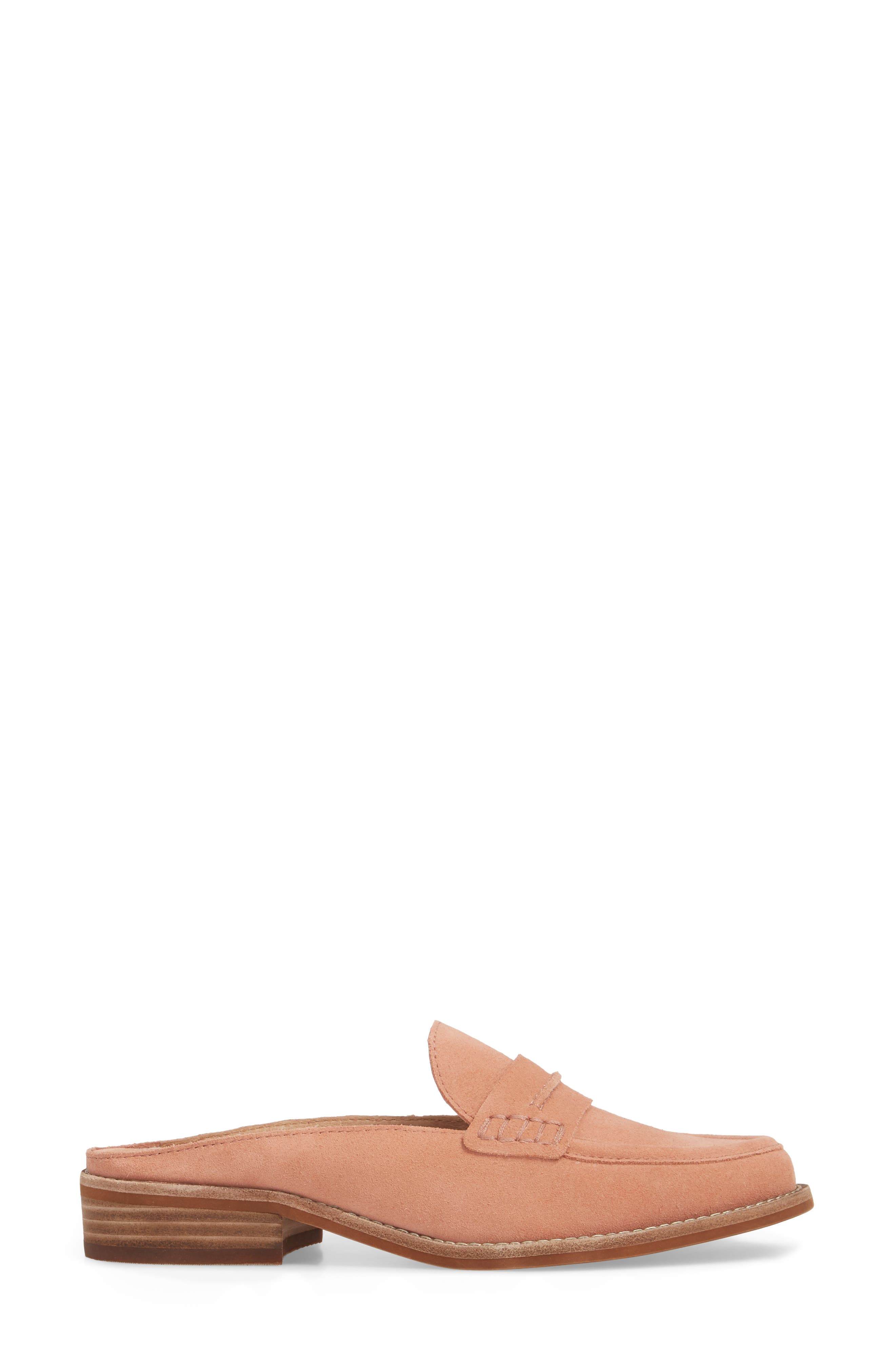 The Elinor Loafer Mule,                             Alternate thumbnail 3, color,                             651