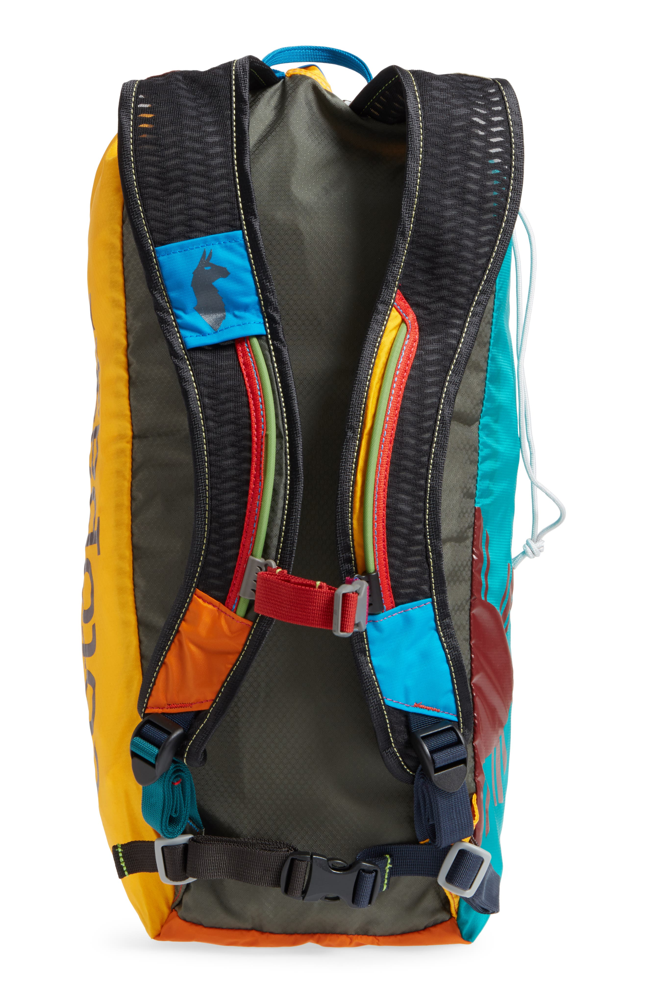 Luzon Del Día One of a Kind Ripstop Nylon Daypack,                             Alternate thumbnail 3, color,                             ASSORTED