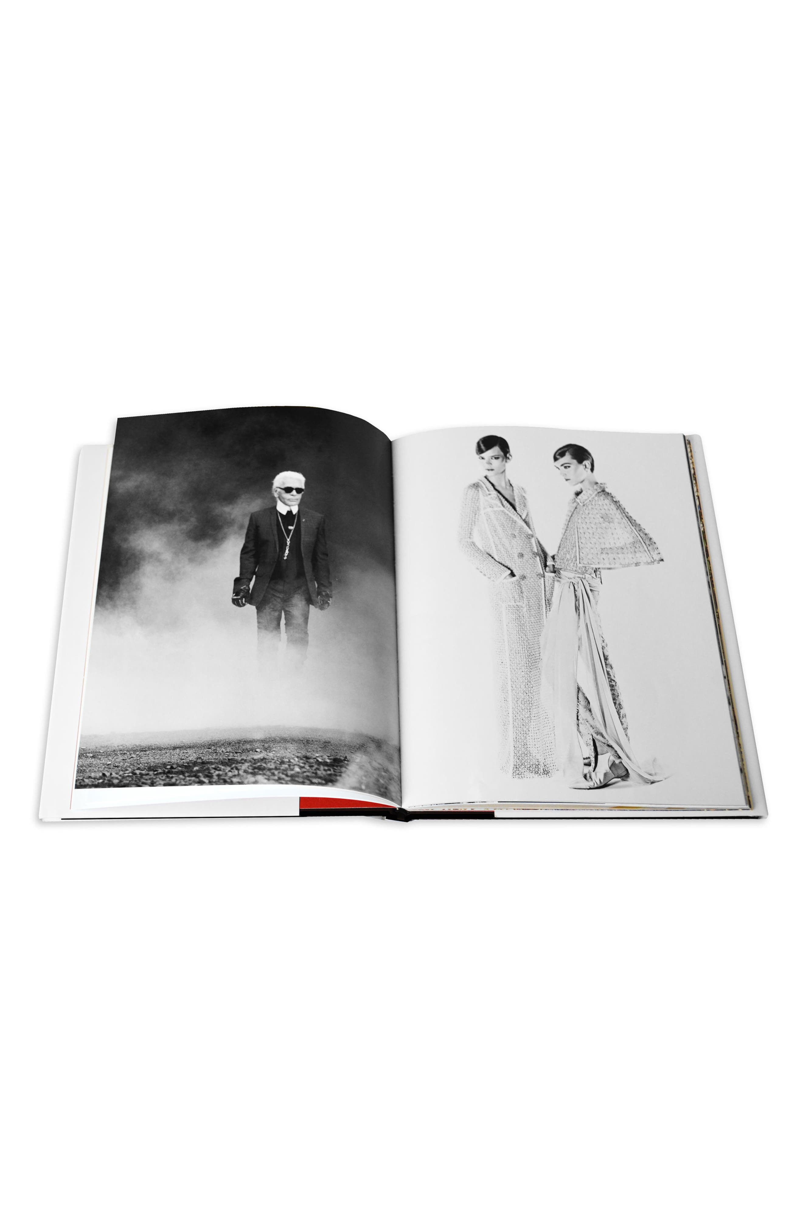 'Chanel' Three-Book Set,                             Alternate thumbnail 2, color,                             100