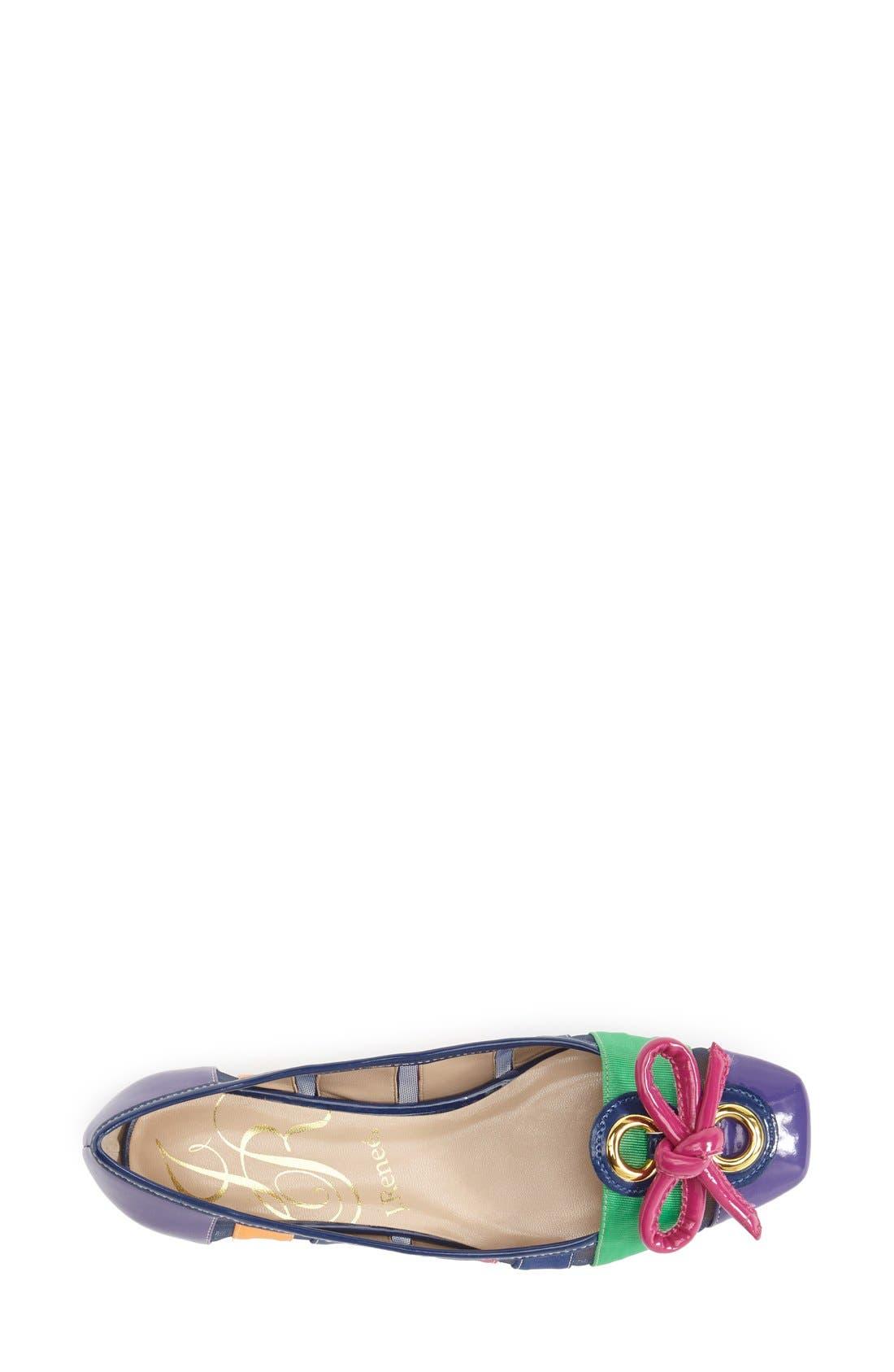 'Edie' Skimmer Flat,                             Alternate thumbnail 42, color,