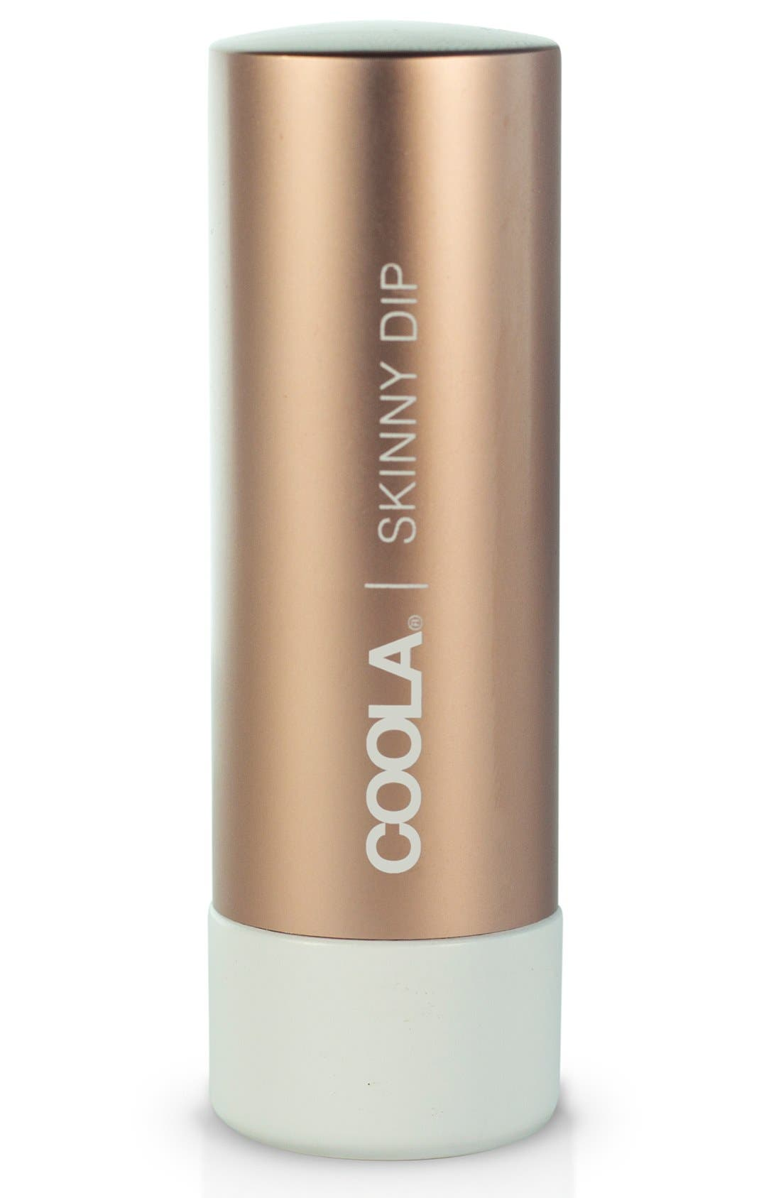 COOLA<sup>®</sup> Suncare Mineral Liplux SPF 30,                             Main thumbnail 1, color,                             SKINNY DIP