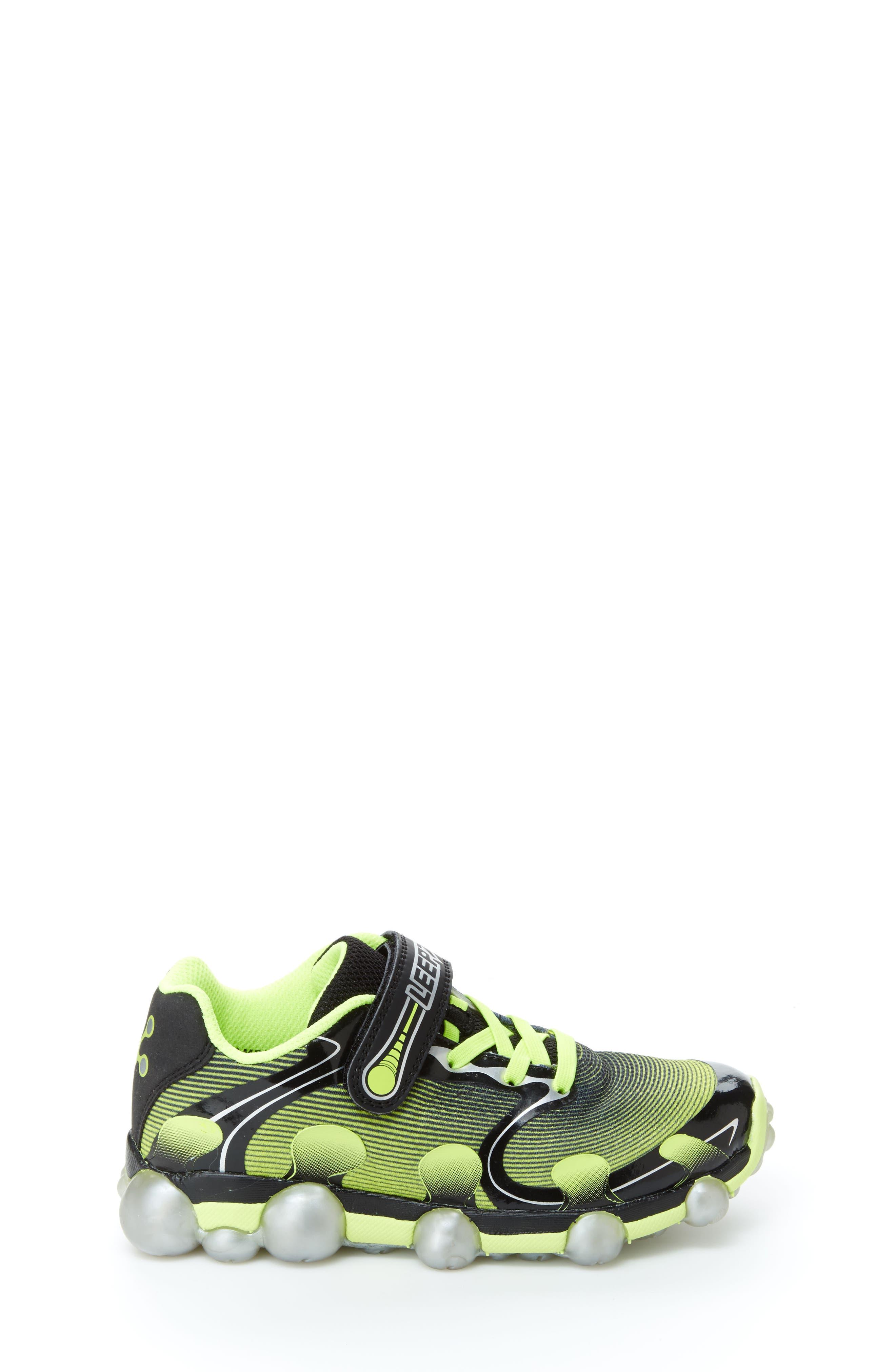 'Leepz' Light-Up Sneaker,                             Alternate thumbnail 17, color,