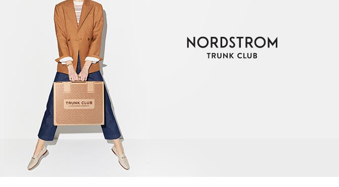 Personalized styling from Trunk Club.