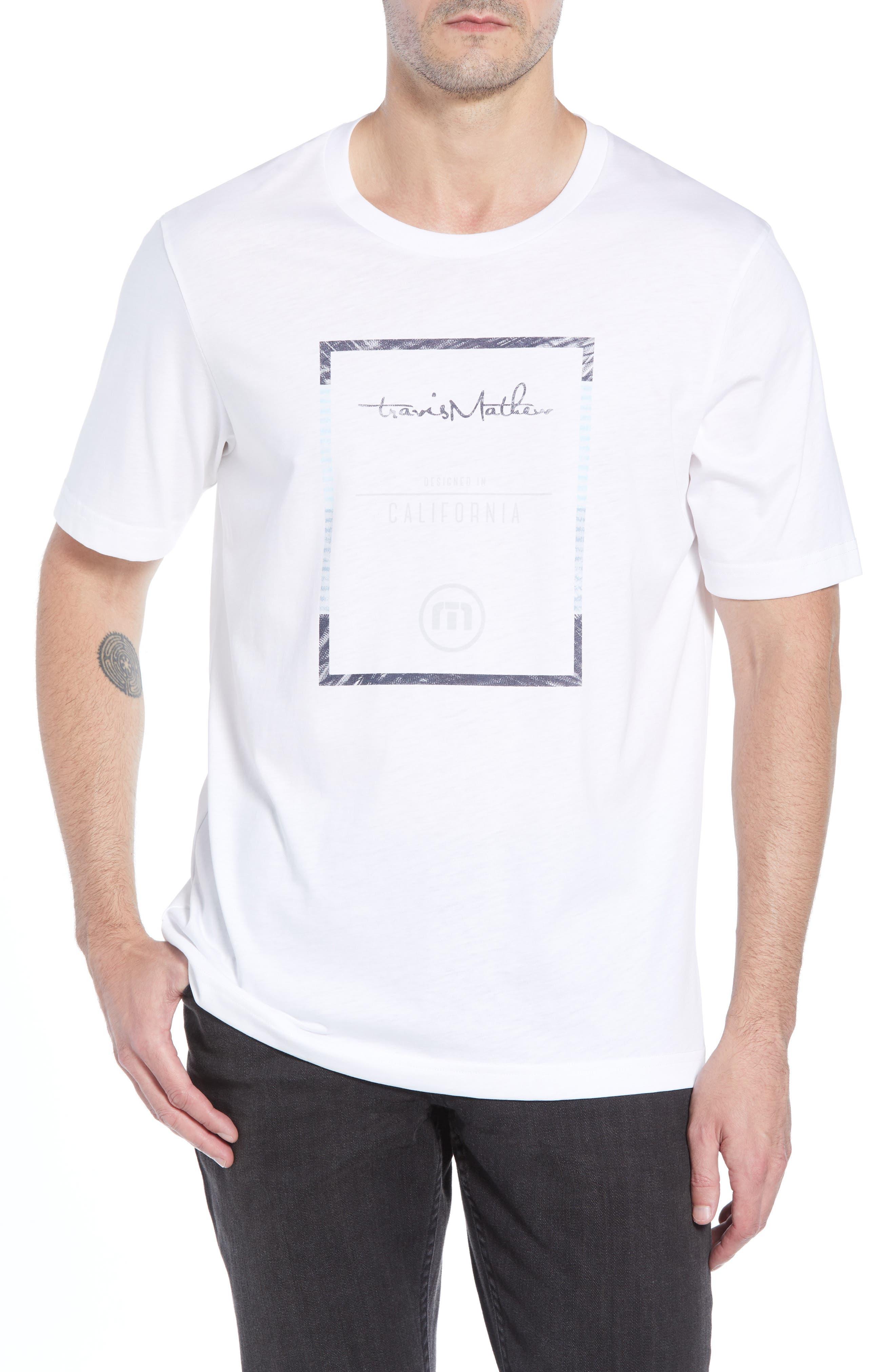 That Box Crewneck T-Shirt,                             Main thumbnail 1, color,                             100