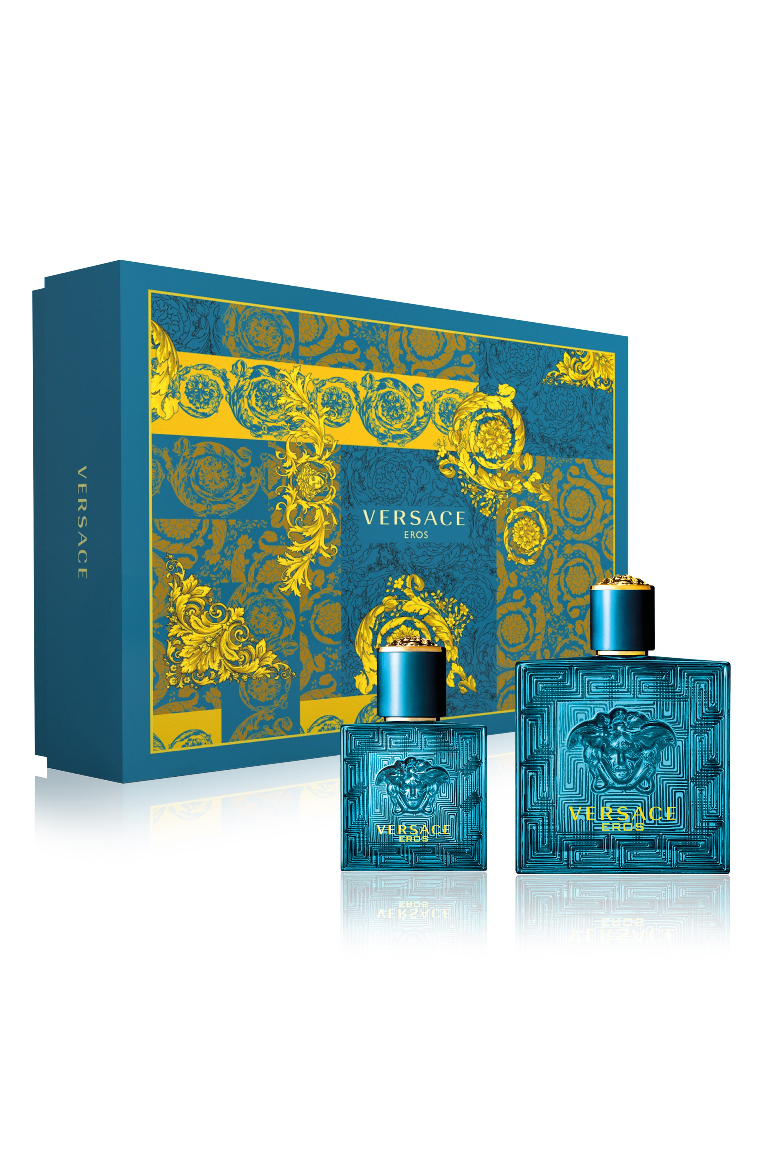 Versace Eros Eau De Toilette Set ($144 Value)