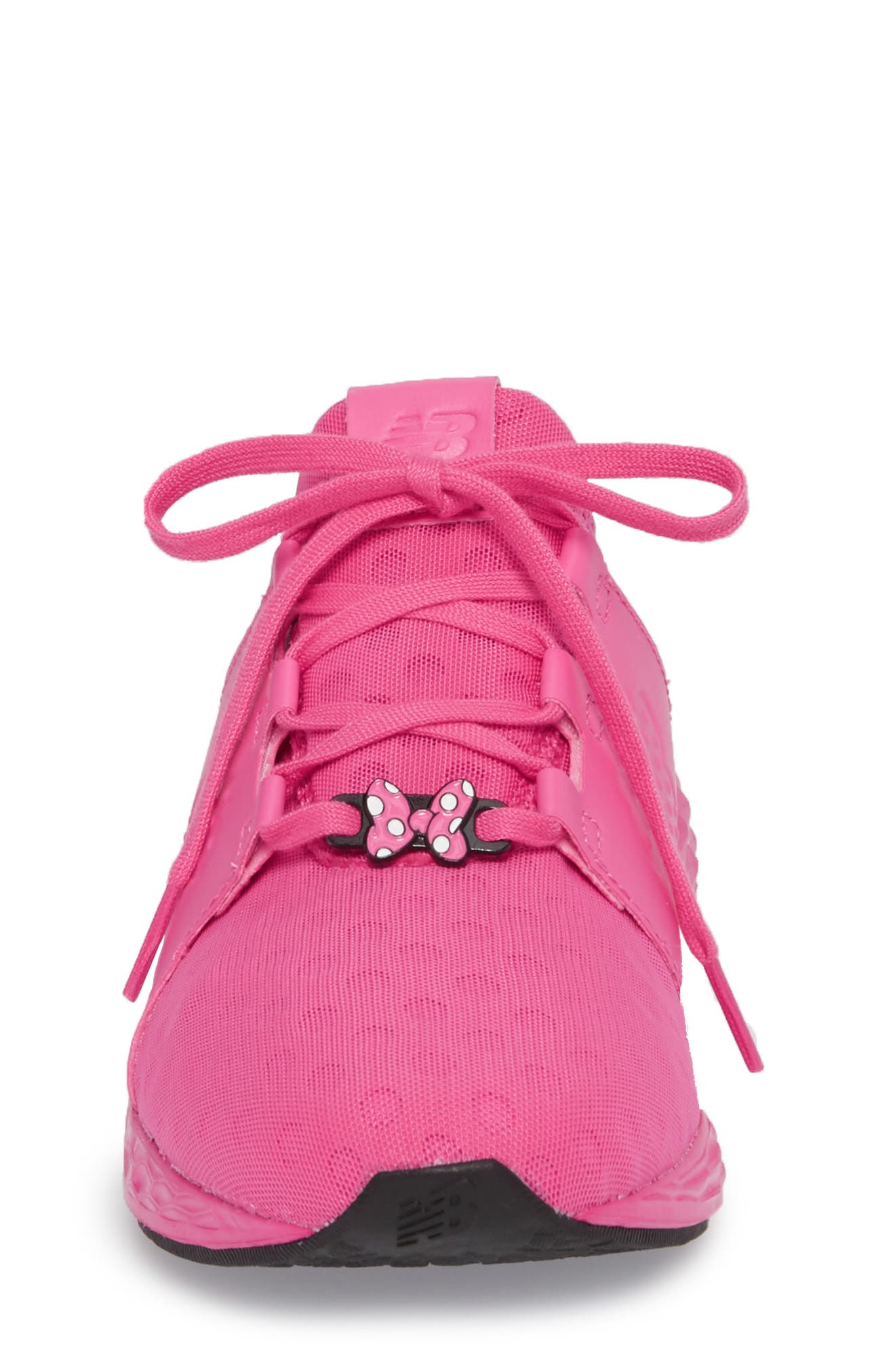 x Disney Minnie Mouse Cruz Sport Sneaker,                             Alternate thumbnail 8, color,