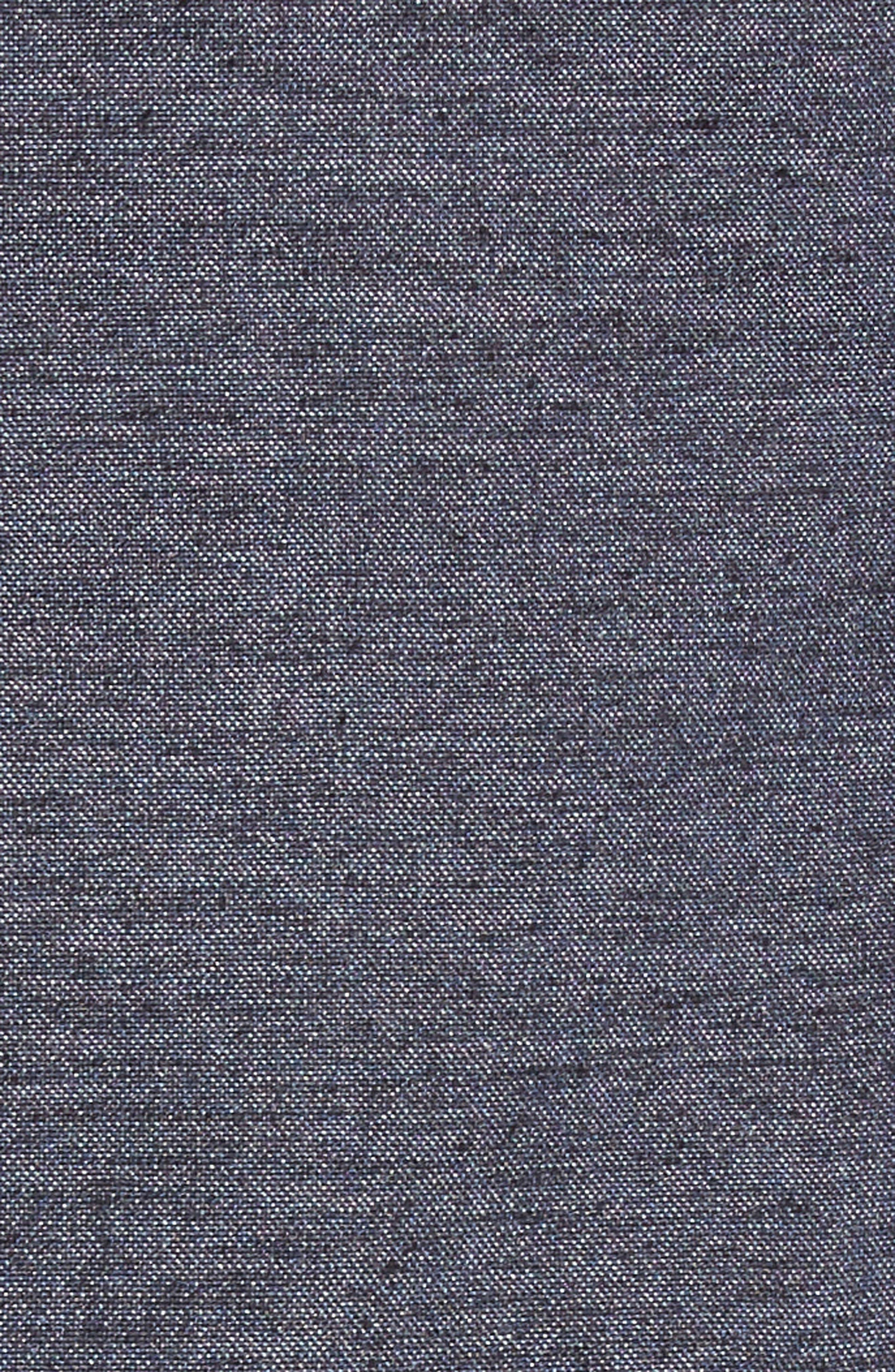 Slim Fit Jersey Blazer,                             Alternate thumbnail 6, color,                             400