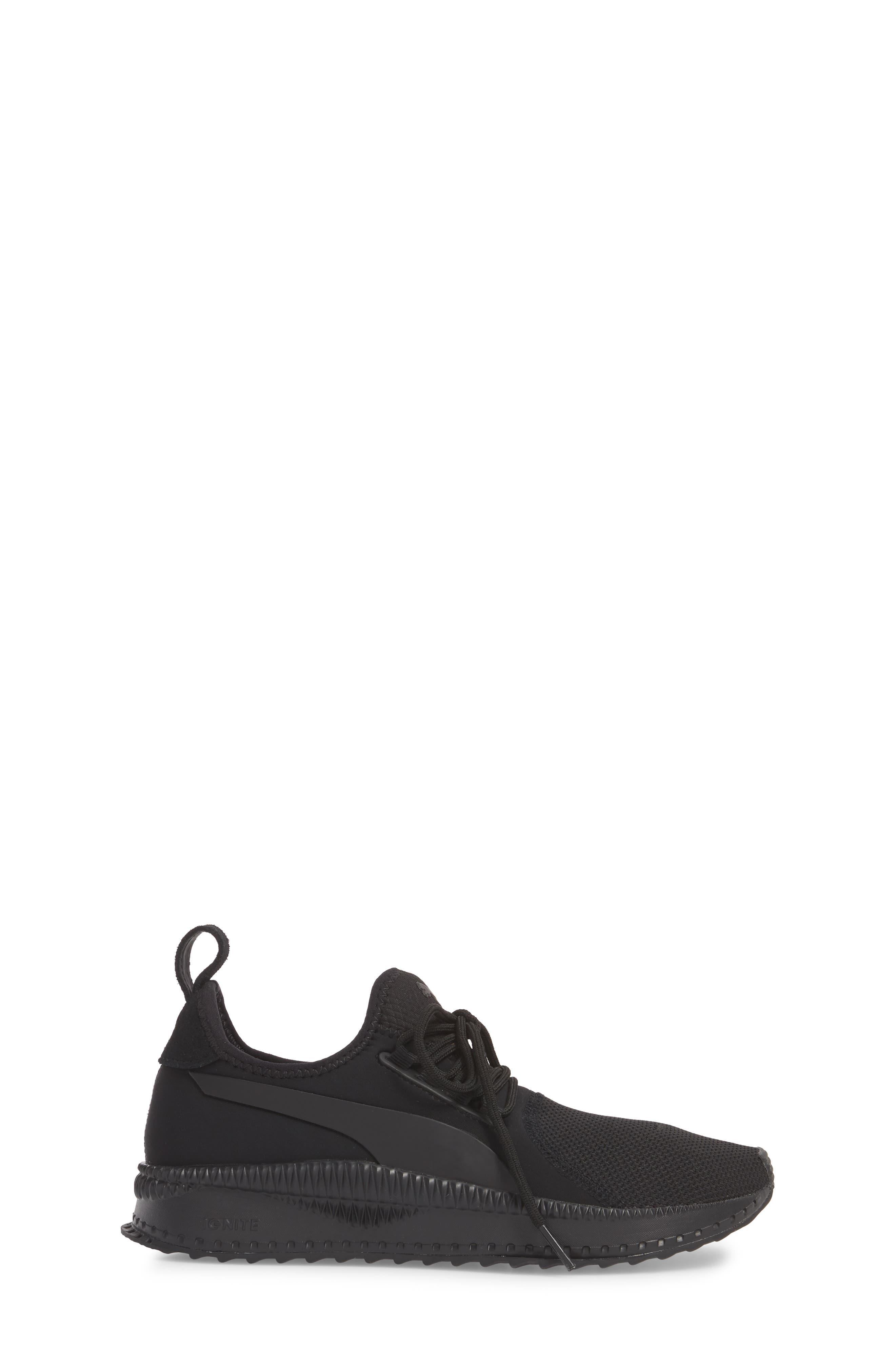 Tsugi Apex Sneaker,                             Alternate thumbnail 3, color,                             001