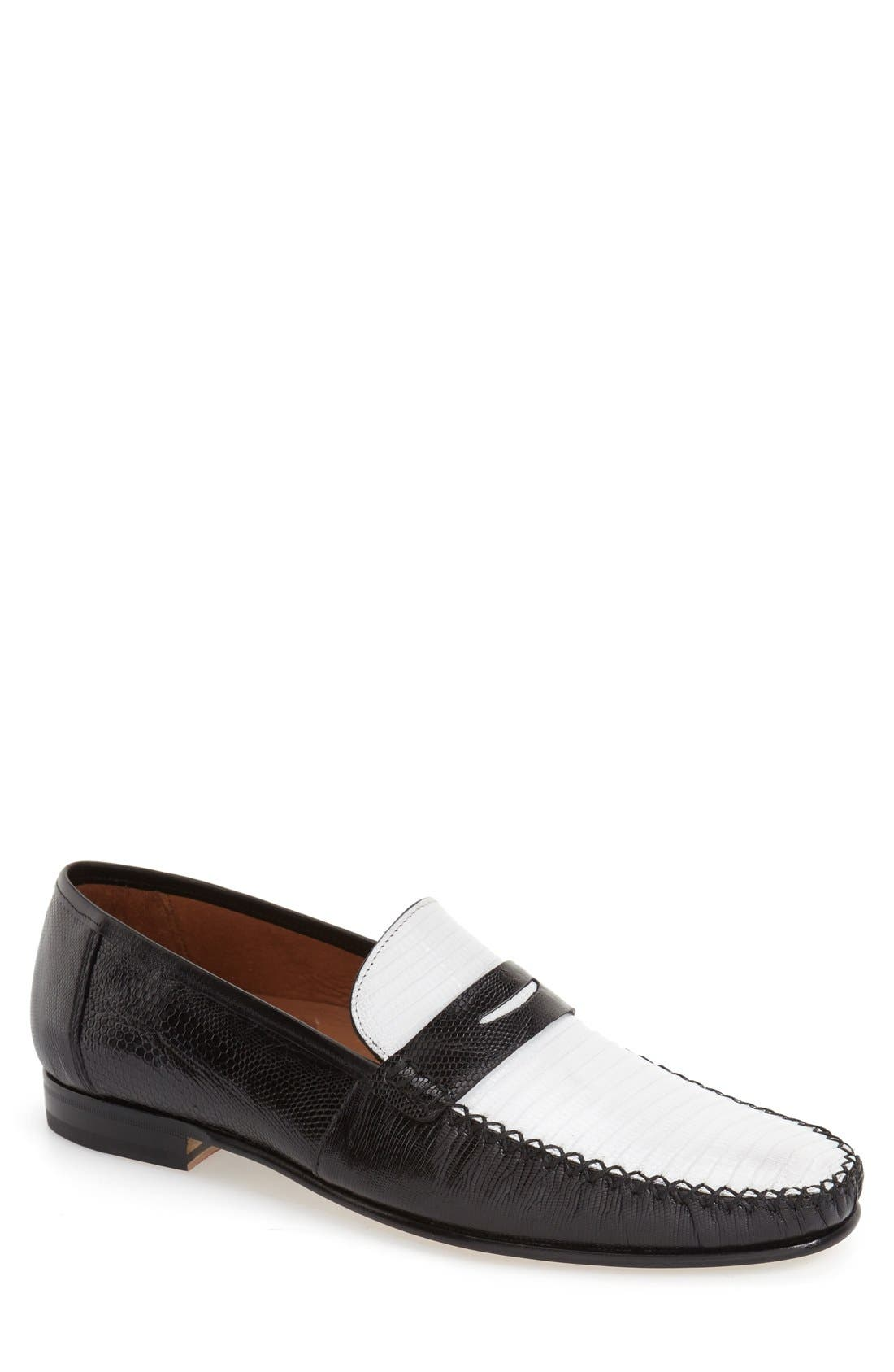 'Cubas' Penny Loafer,                         Main,                         color, 010