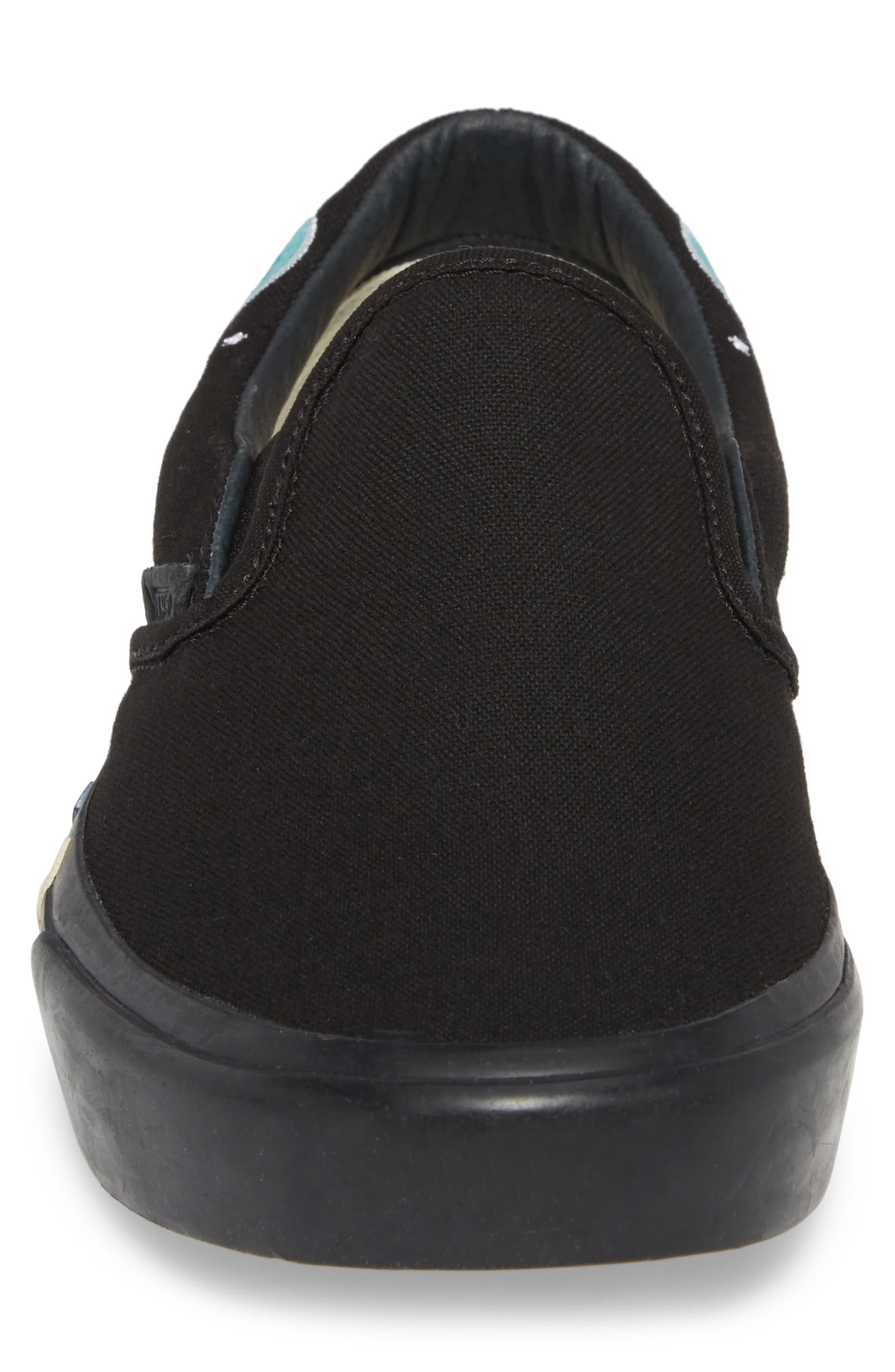 Desert Embellish Classic Slip-On Sneaker,                             Alternate thumbnail 4, color,