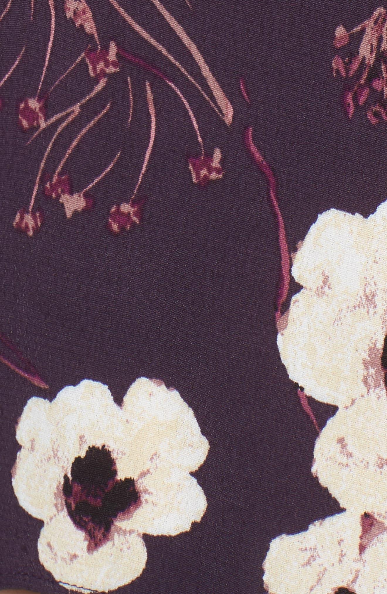 Ruffle Crop Top,                             Alternate thumbnail 6, color,                             510