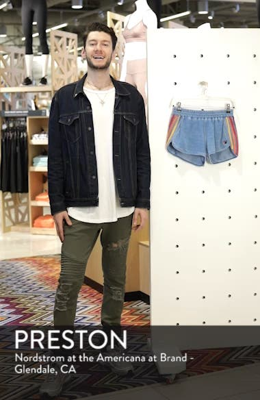 Five Stripe Shorts, sales video thumbnail