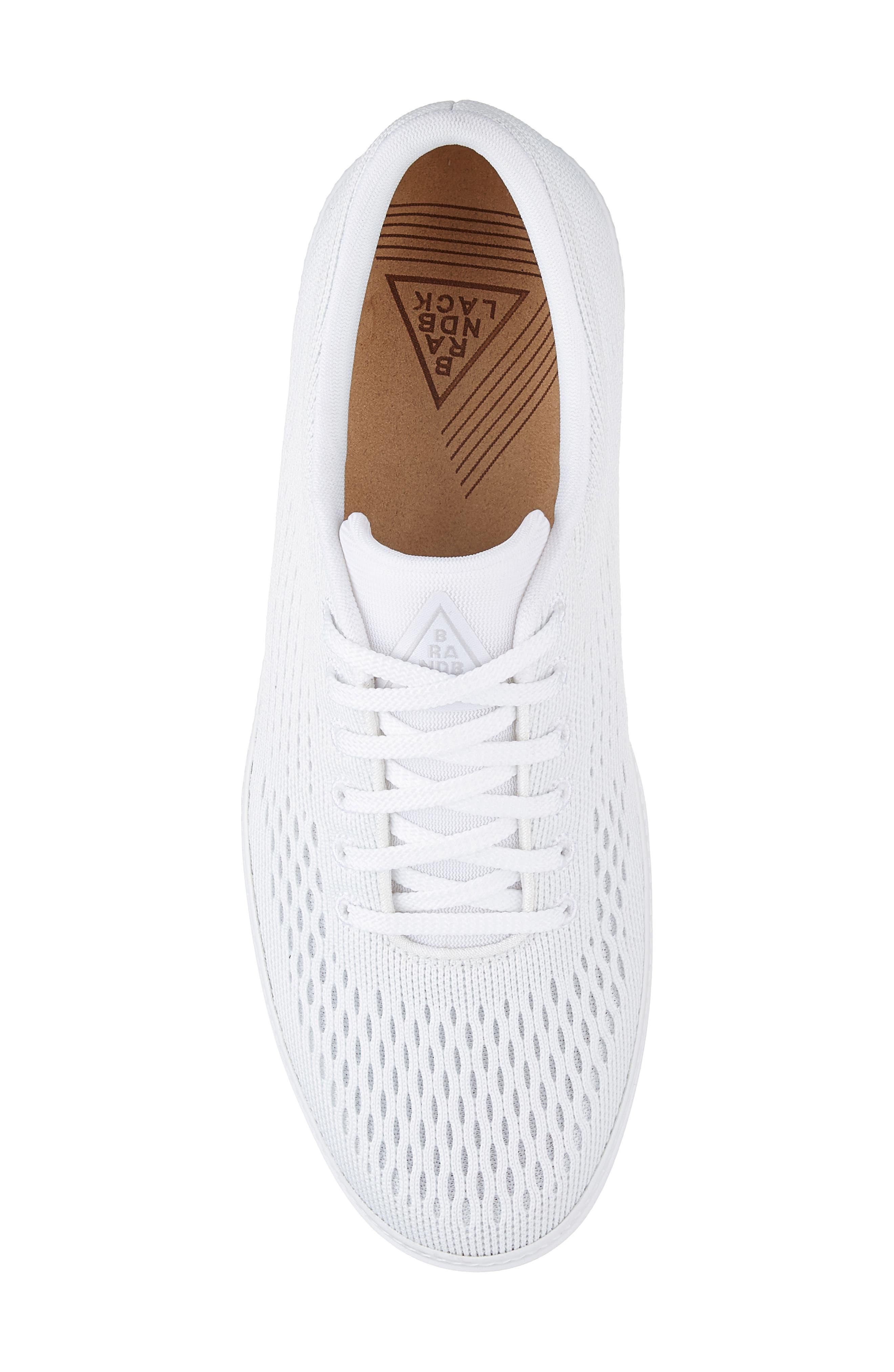 August II Sneaker,                             Alternate thumbnail 5, color,                             WHITE