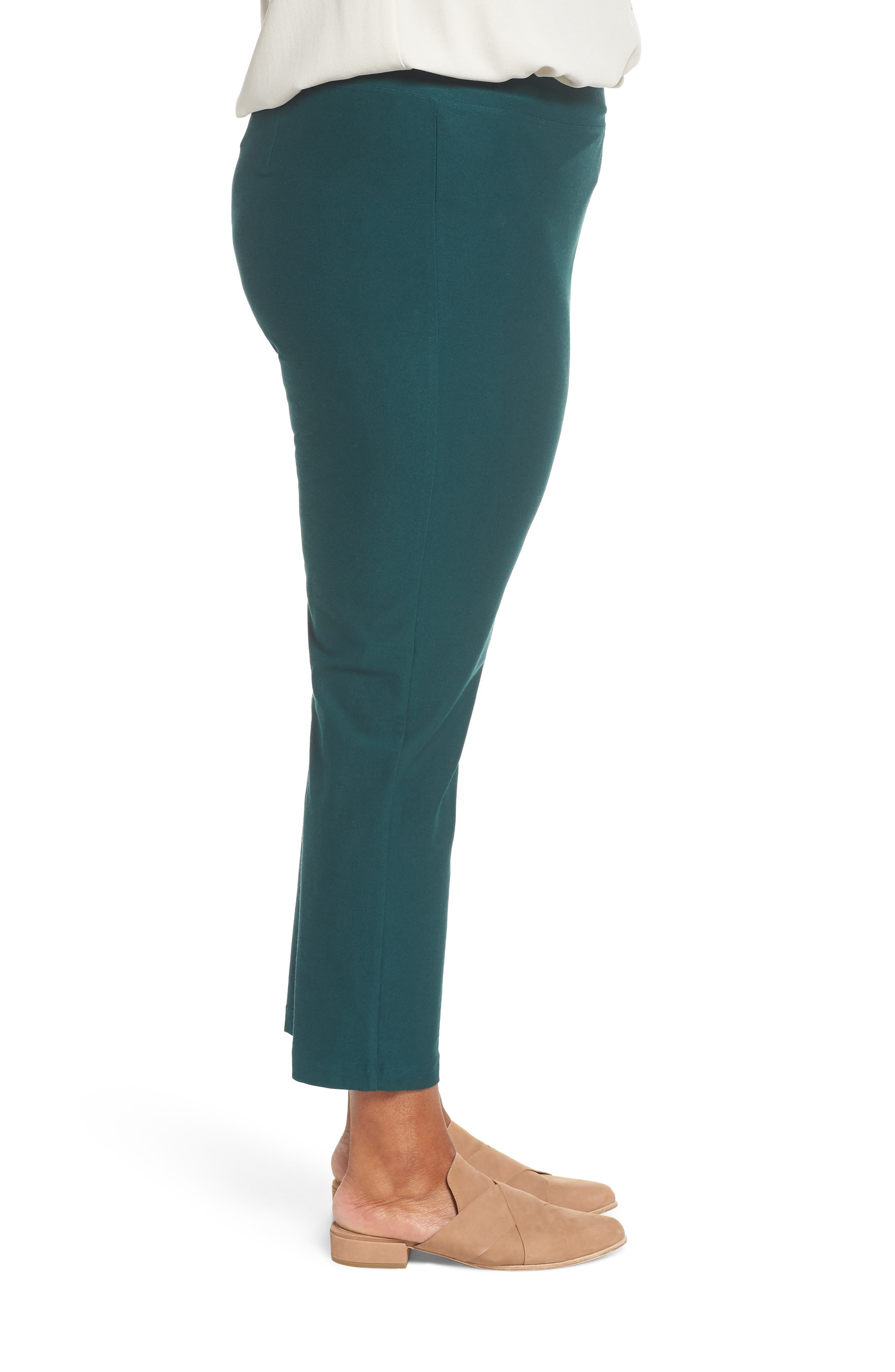 Slim Ankle Pants,                             Alternate thumbnail 39, color,