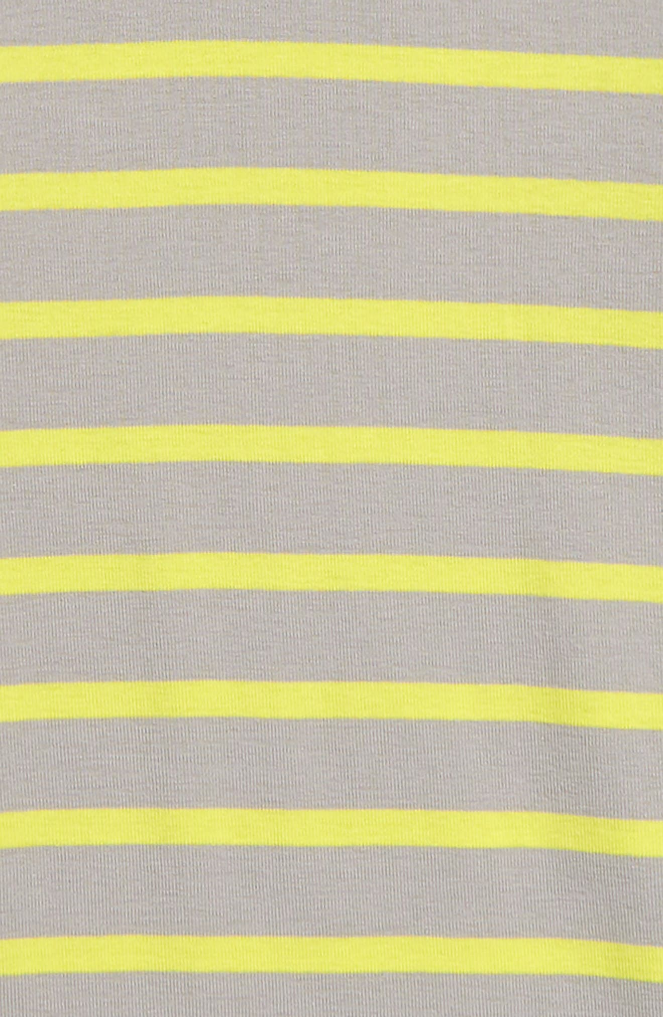 Purity Stripe T-Shirt,                             Alternate thumbnail 2, color,                             052