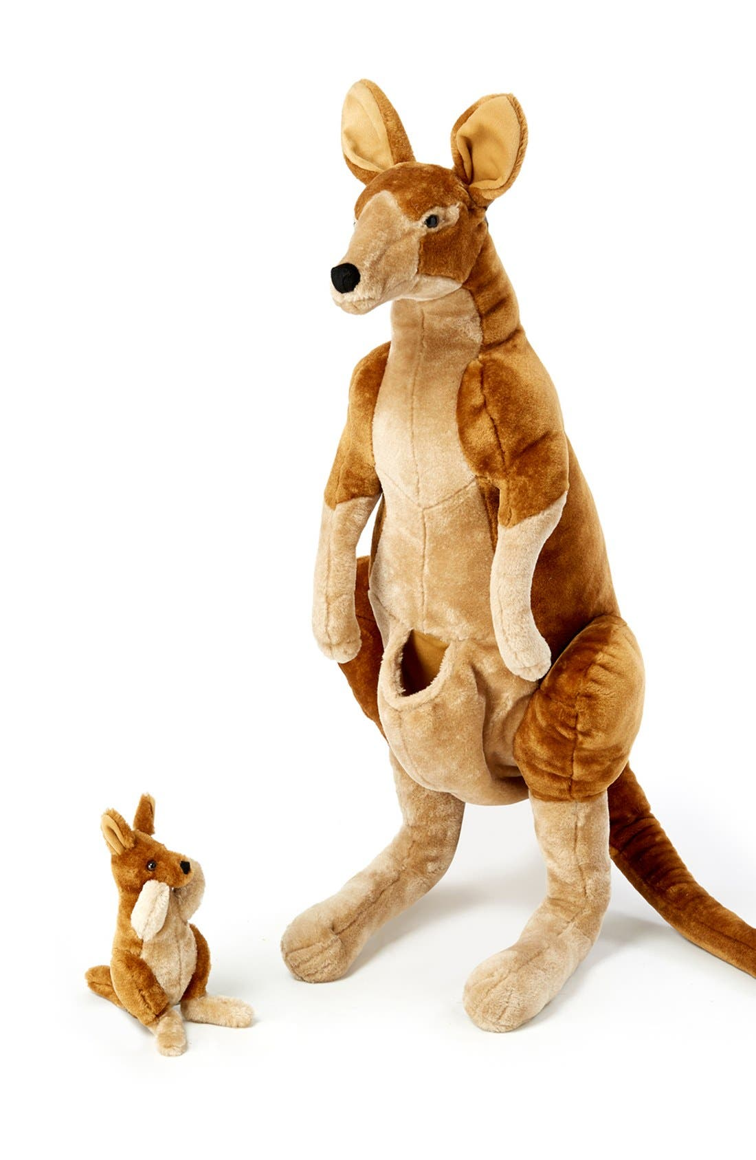 Oversized Kangaroo,                             Main thumbnail 1, color,                             BROWN