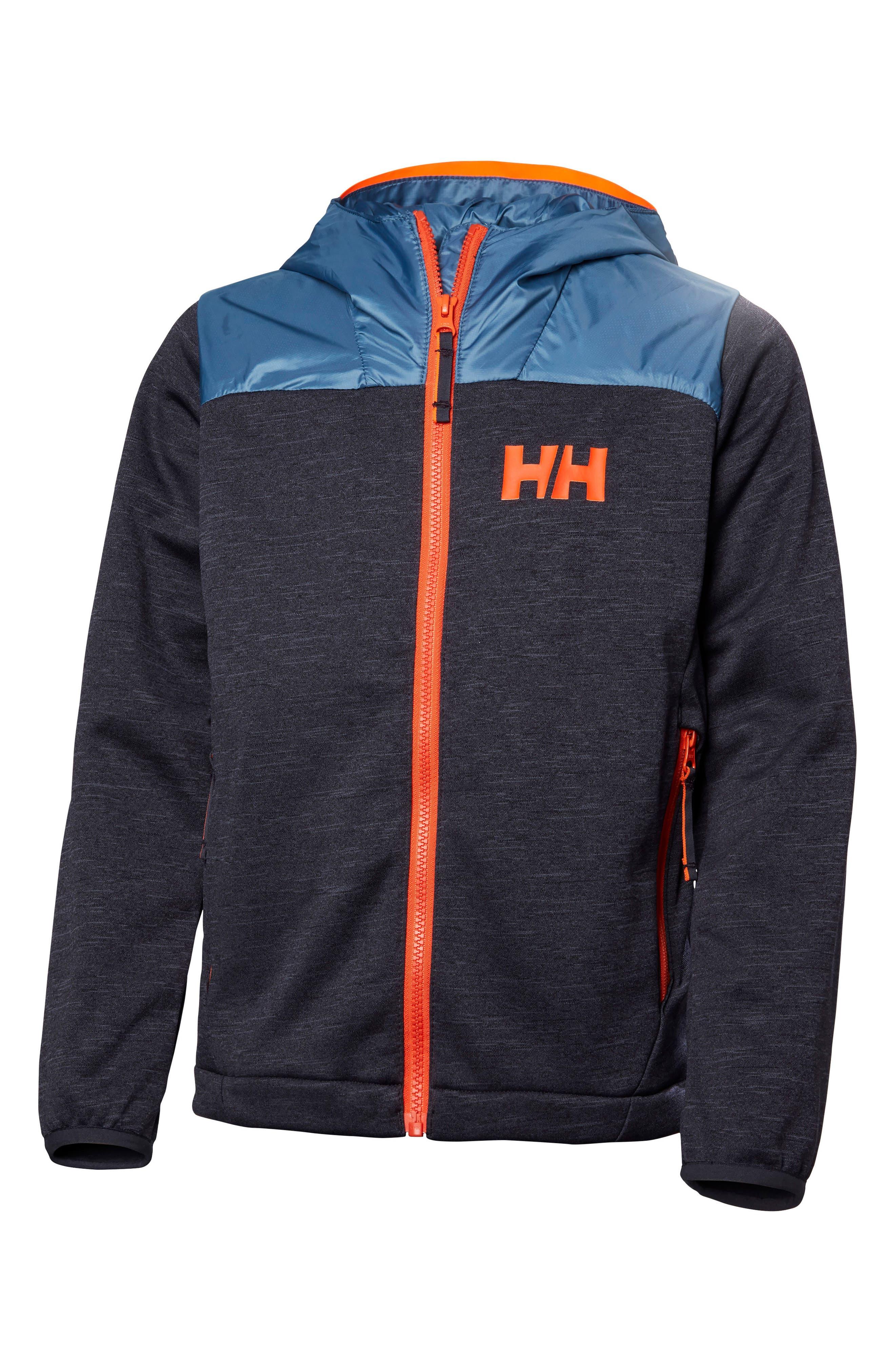 Hybrid Midlayer Jacket,                             Main thumbnail 1, color,                             404