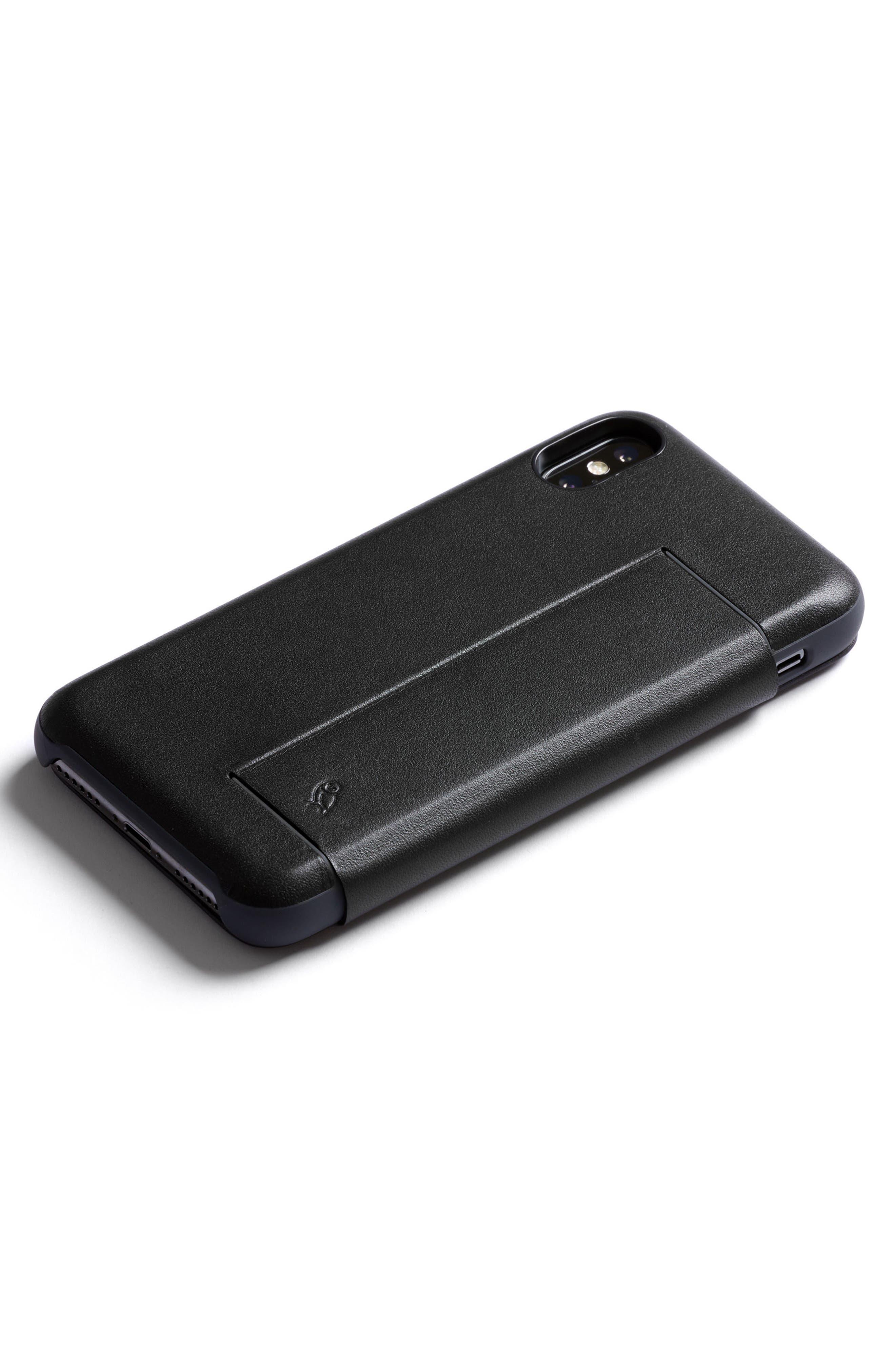 iPhone X Phone Wallet,                             Main thumbnail 1, color,