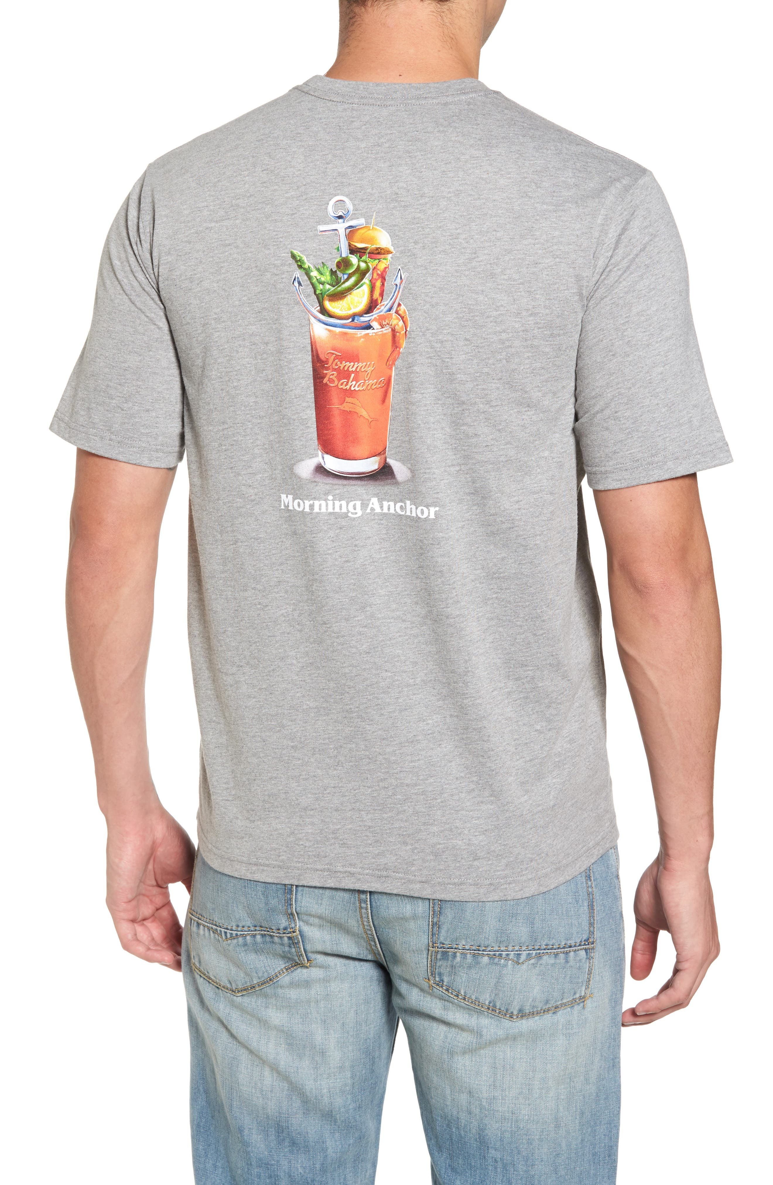 Morning Anchor Graphic T-Shirt,                             Alternate thumbnail 2, color,                             020