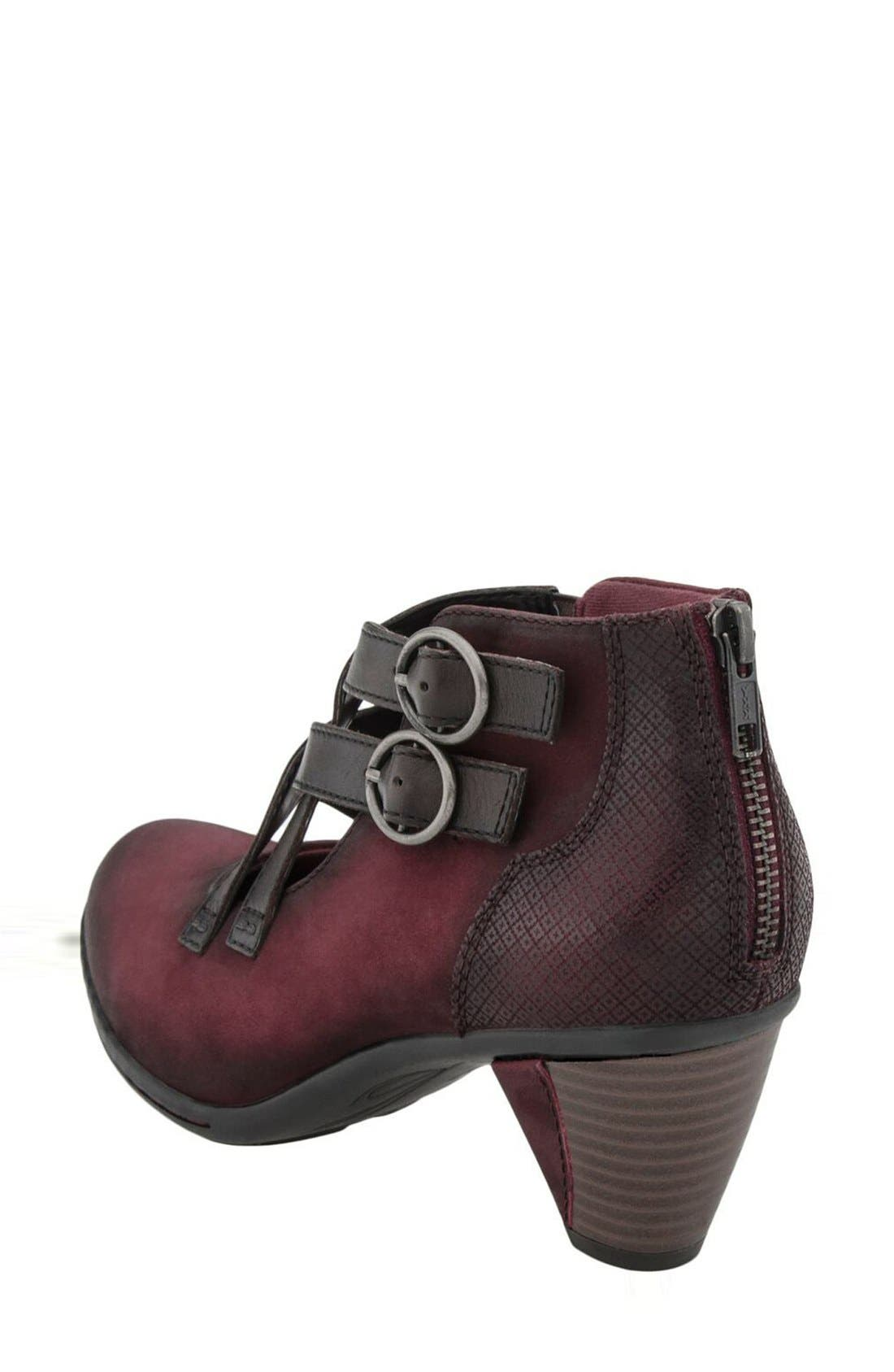 'Amber' Buckle Bootie,                             Alternate thumbnail 12, color,