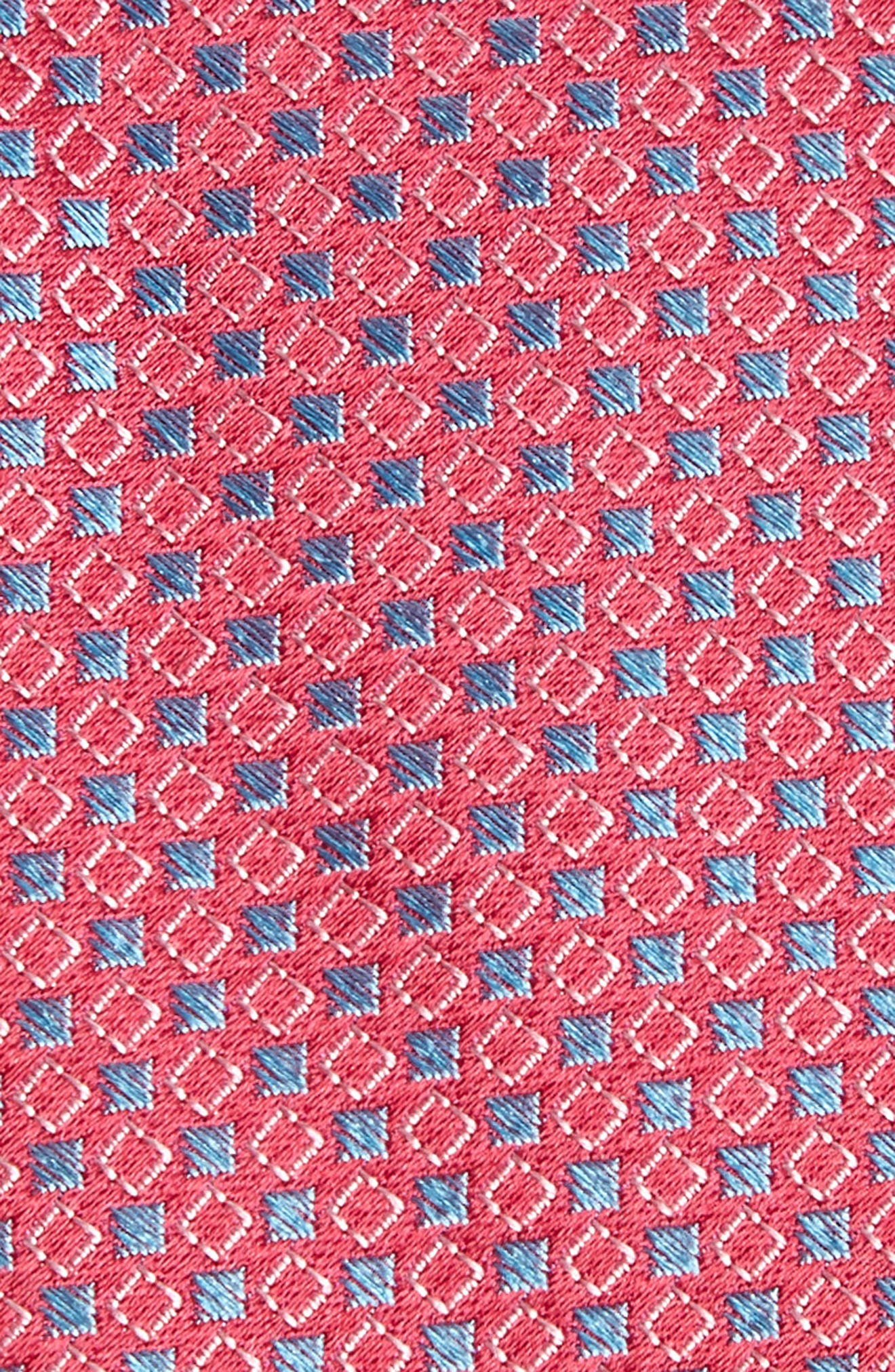 Chad Microdot Silk Tie,                             Alternate thumbnail 16, color,