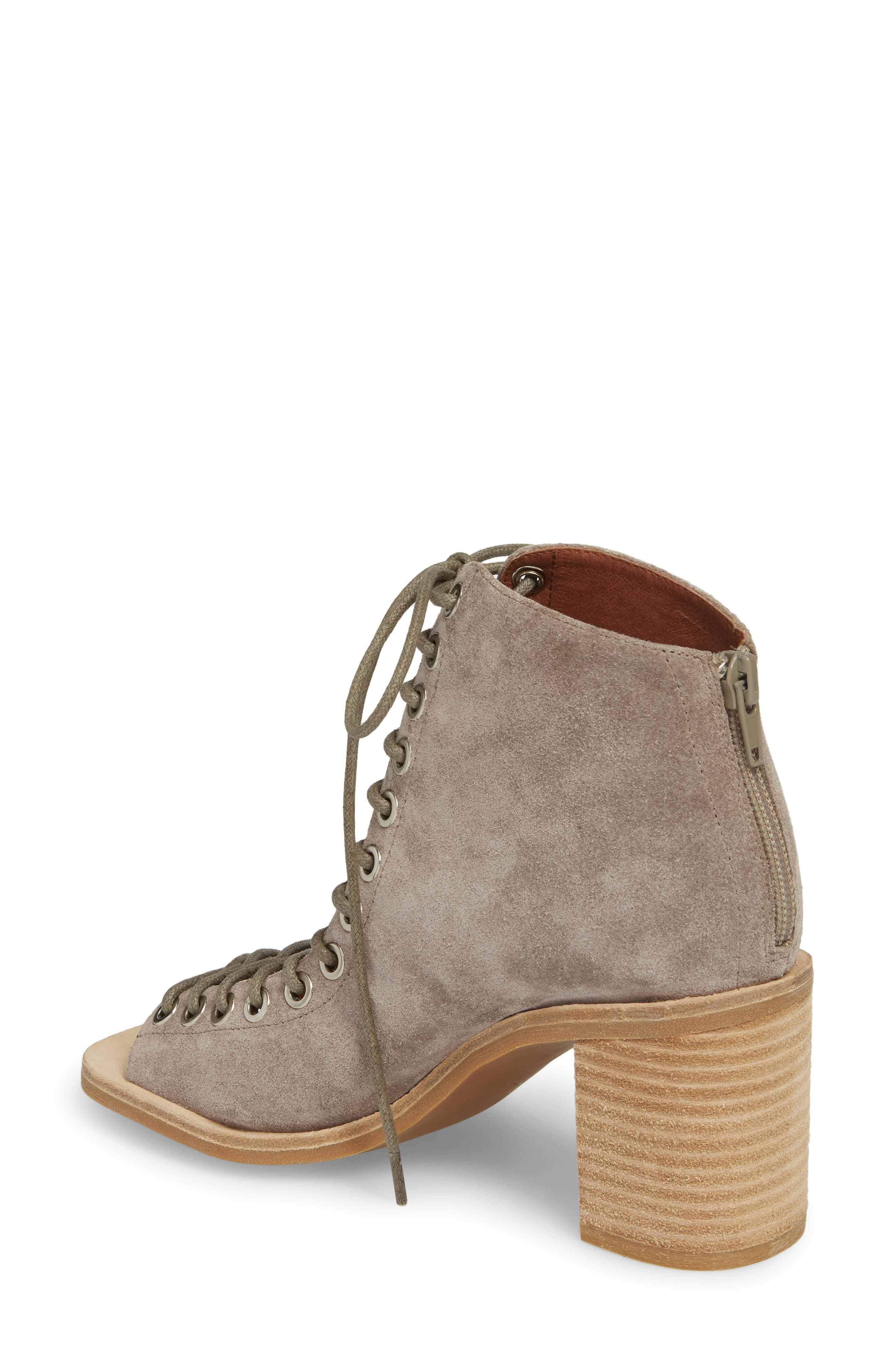 Cors Bootie,                             Alternate thumbnail 2, color,                             TAUPE SUEDE