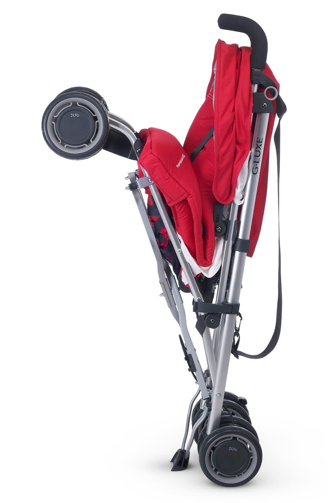 2015 G-LUXE - Aluminum Frame Reclining Umbrella Stroller,                             Alternate thumbnail 29, color,