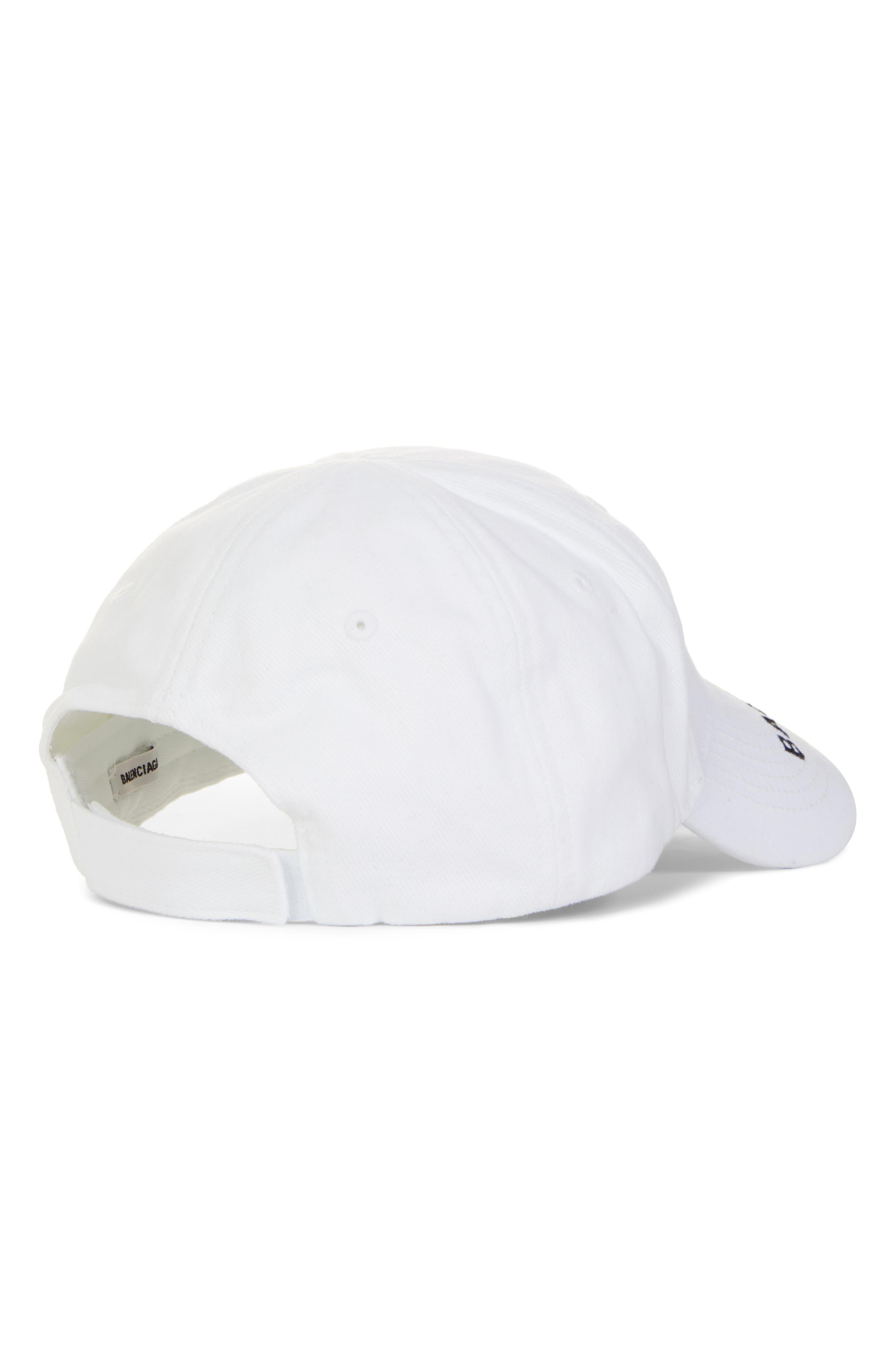 Logo Brim Hat,                             Alternate thumbnail 2, color,                             100