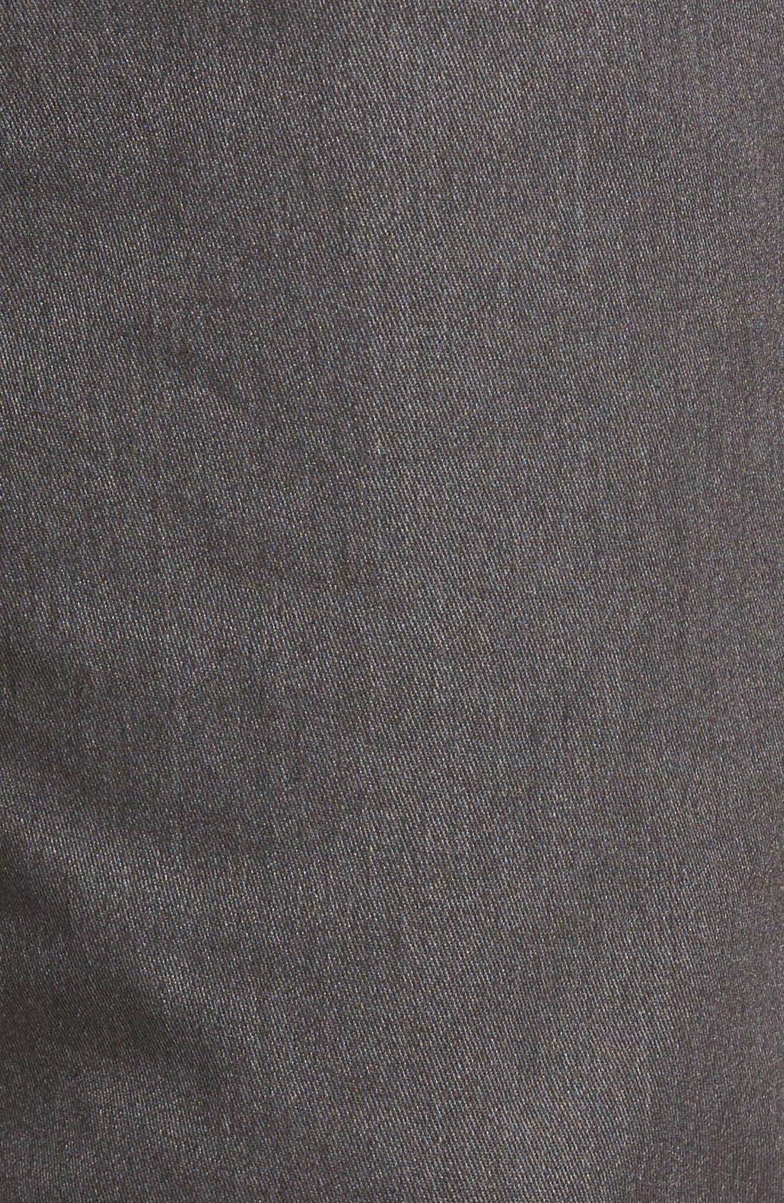'Modern' Stretch Chino Shorts,                             Alternate thumbnail 5, color,                             030