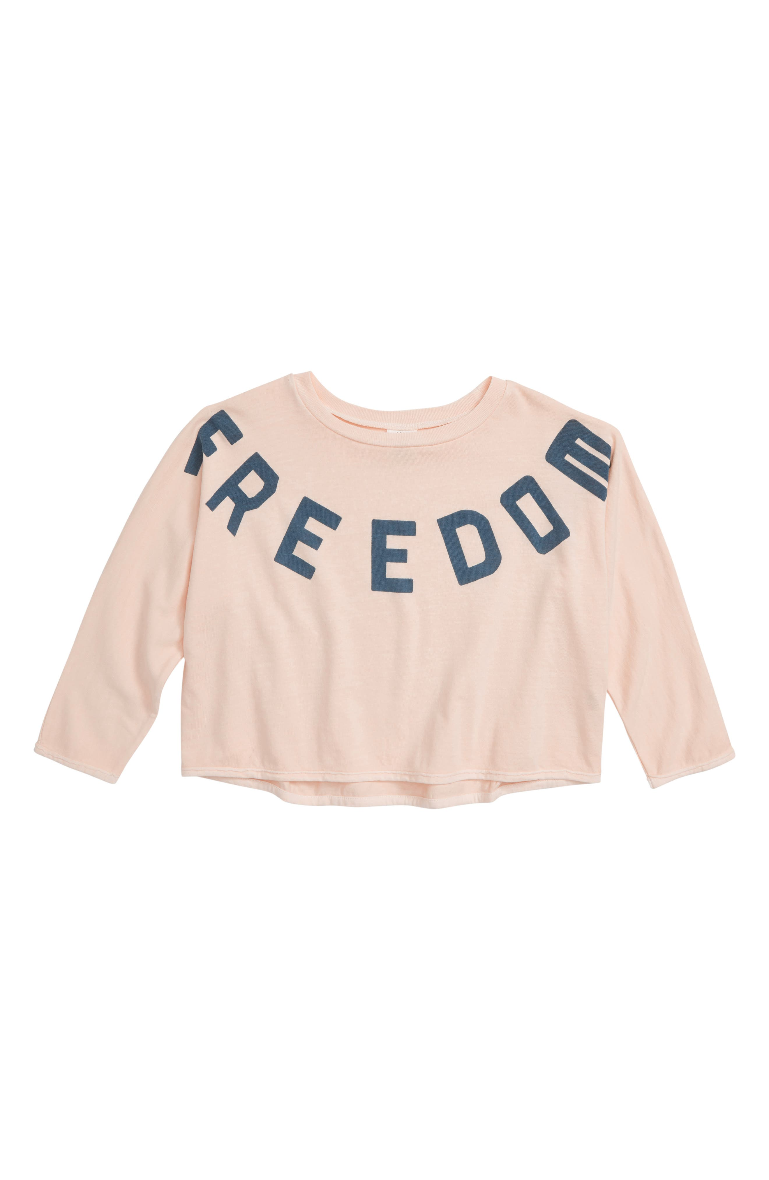 Freedom Tee,                             Main thumbnail 1, color,                             680