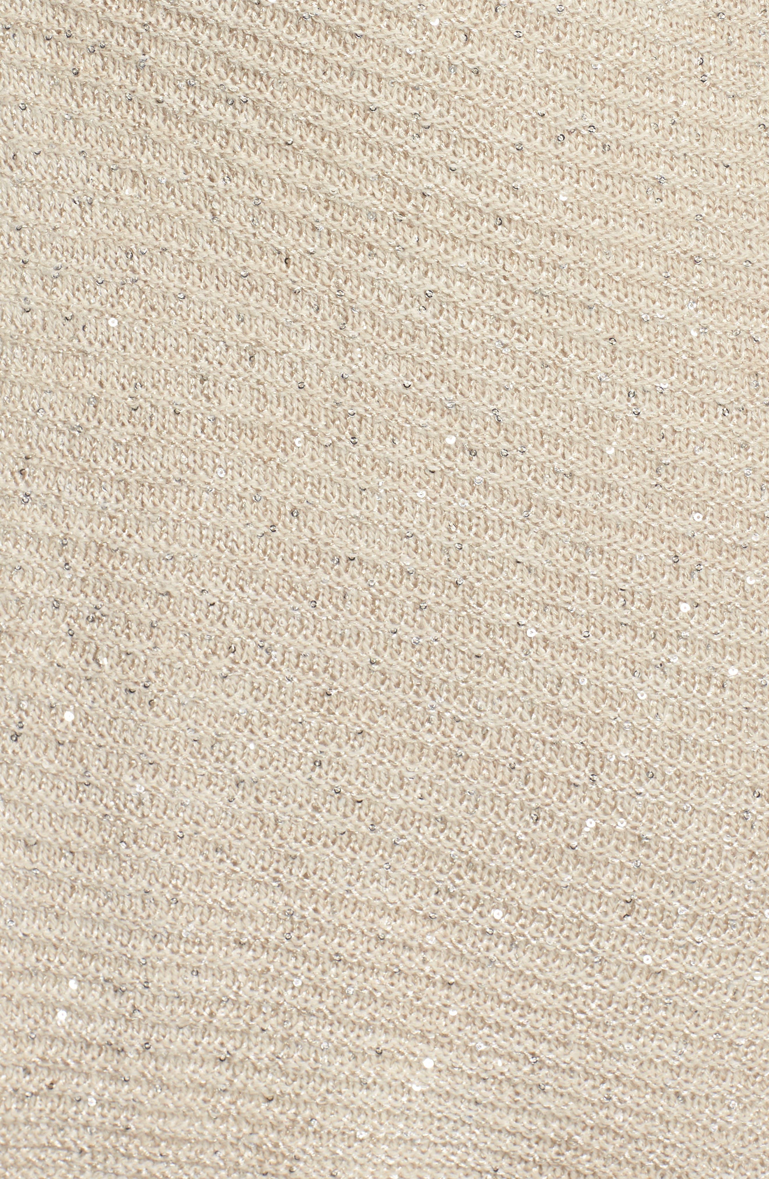 Meringa Sequin Cardigan,                             Alternate thumbnail 5, color,                             250