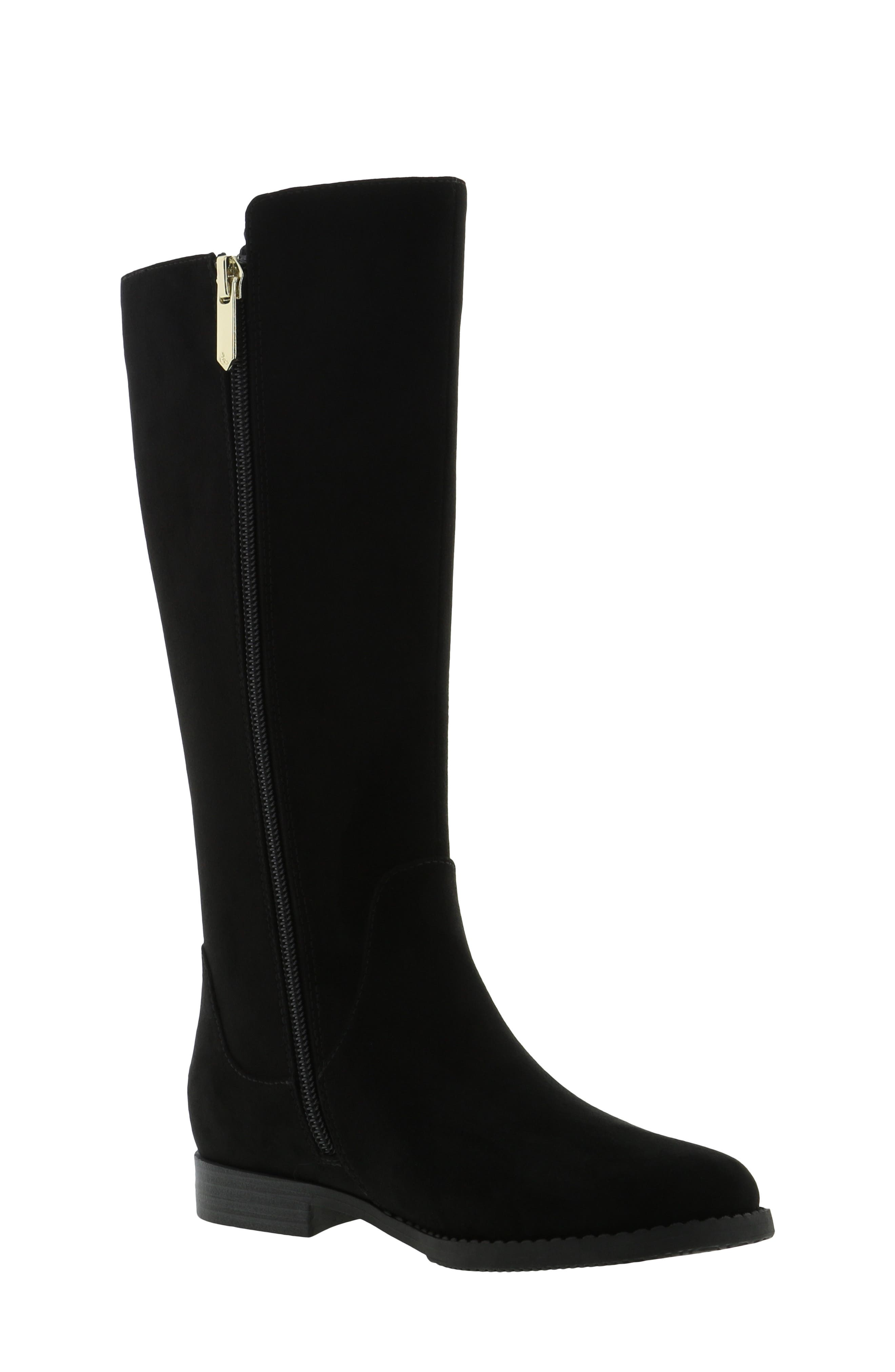 Kendall Bethany Boot,                             Alternate thumbnail 7, color,                             BLACK