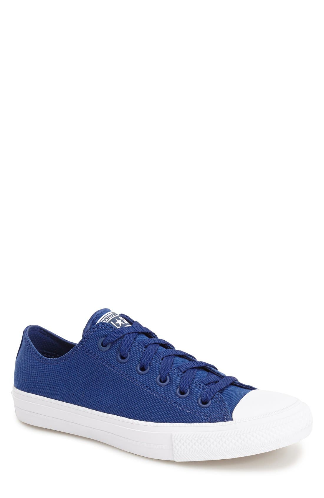Chuck Taylor<sup>®</sup> All Star<sup>®</sup> II 'Ox' Canvas Sneaker,                             Main thumbnail 7, color,