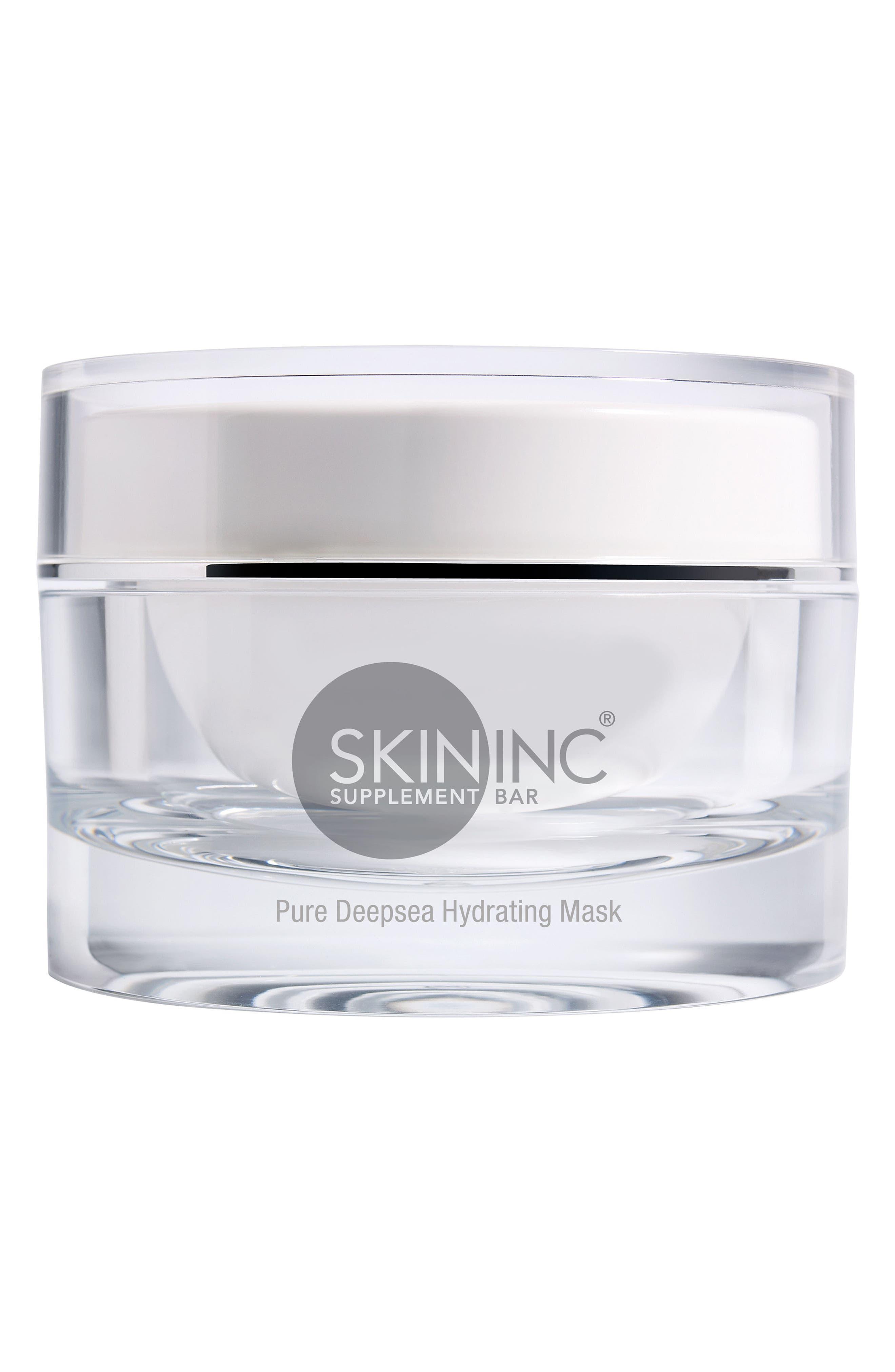 SKIN INC  Pure Deepsea Hydrating Mask, Main, color, NO COLOR