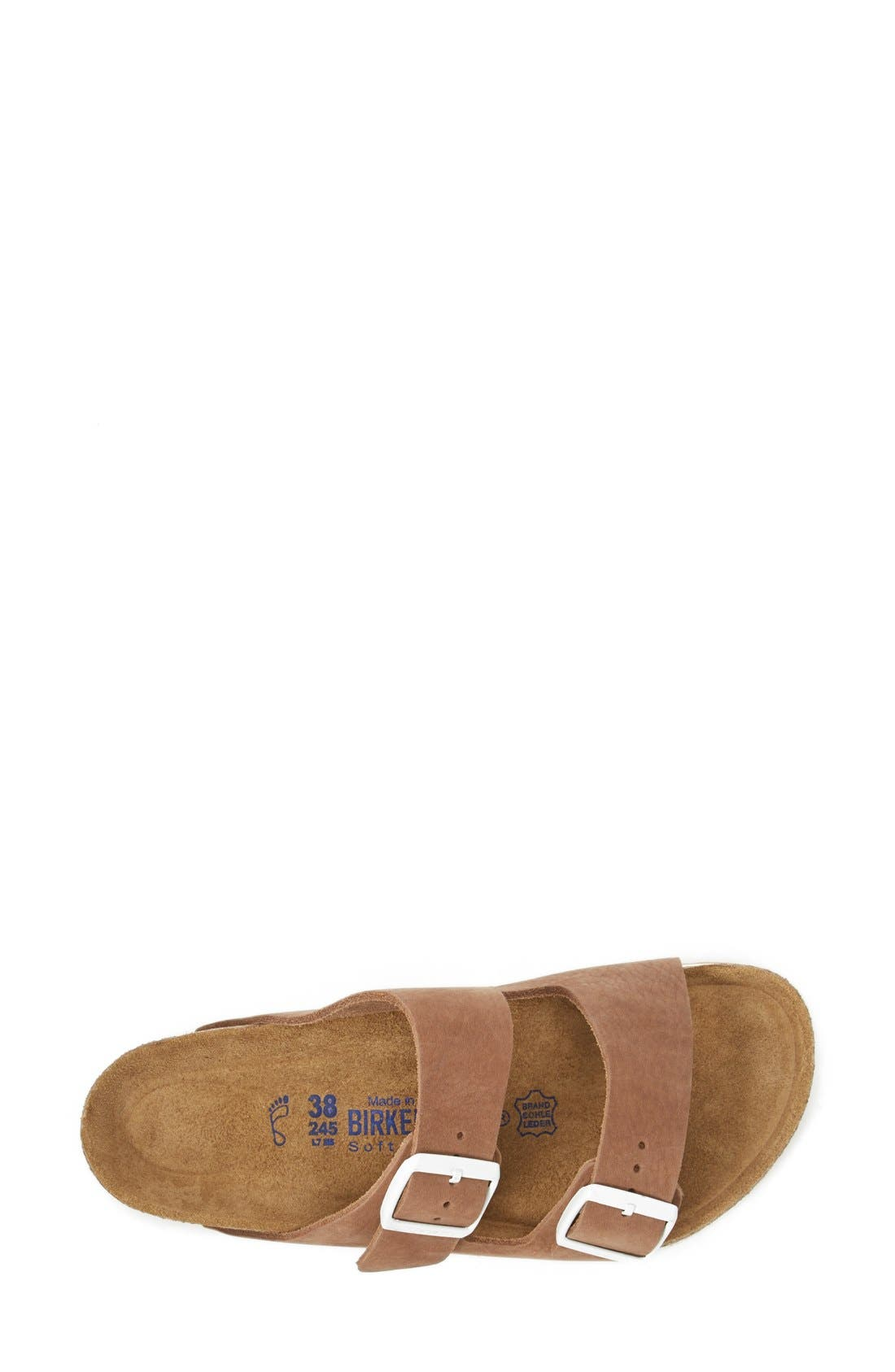 'Arizona' Soft Footbed Sandal,                             Alternate thumbnail 2, color,                             200